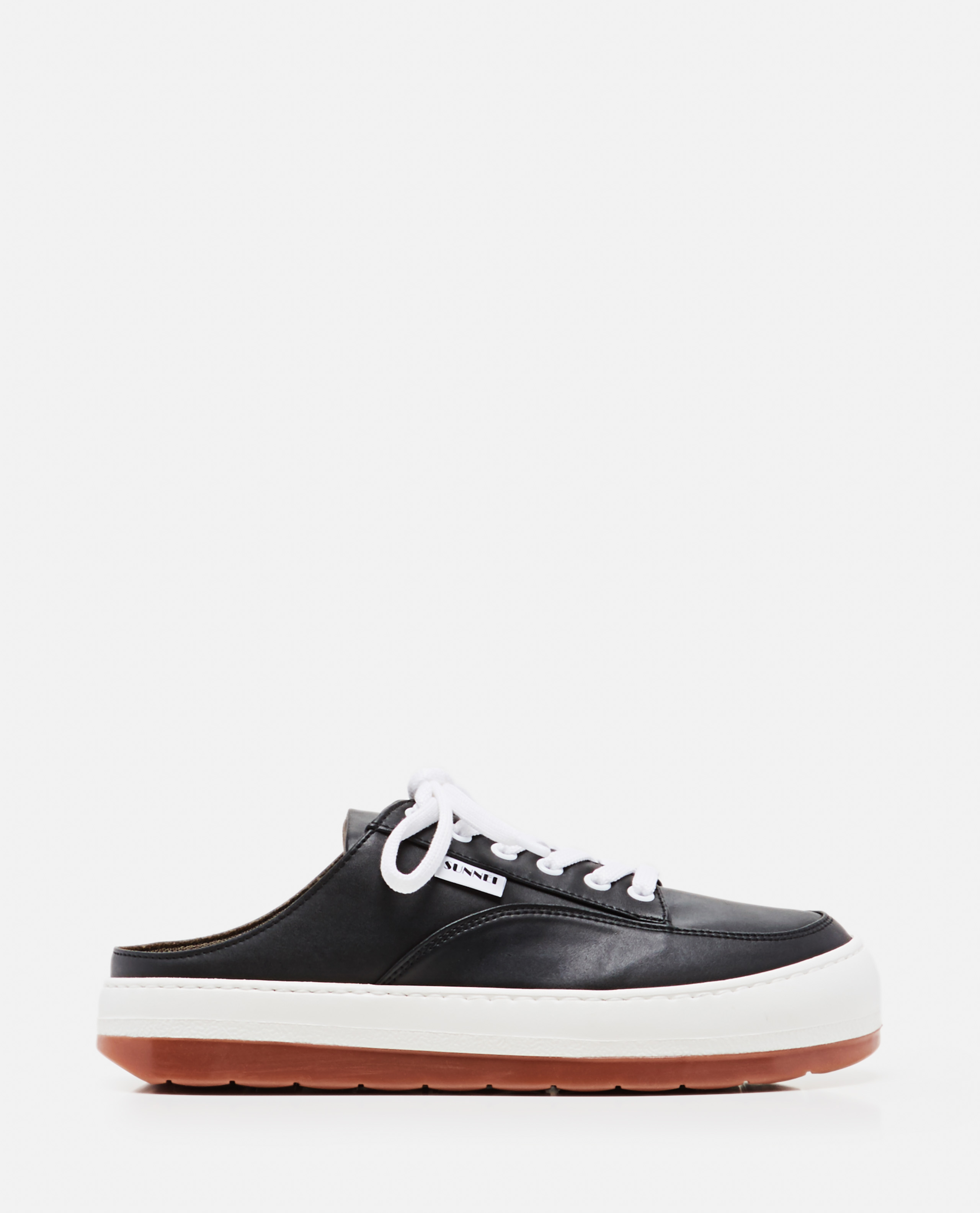 SUNNEI X BIFFI DREAMY SNEAKERS IN SMOOTH LEATHER