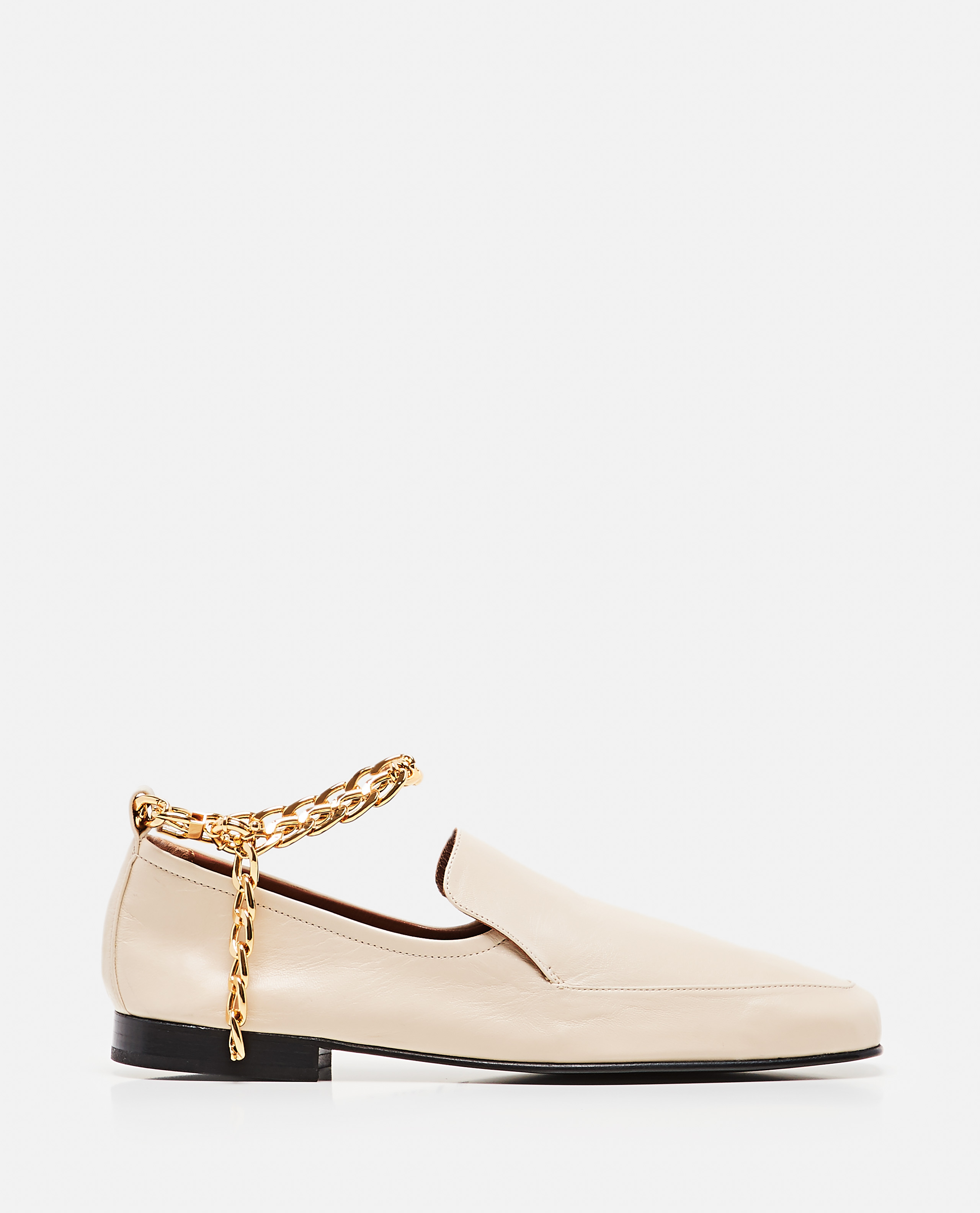By Far Leathers BY FAR NICK LOAFERS