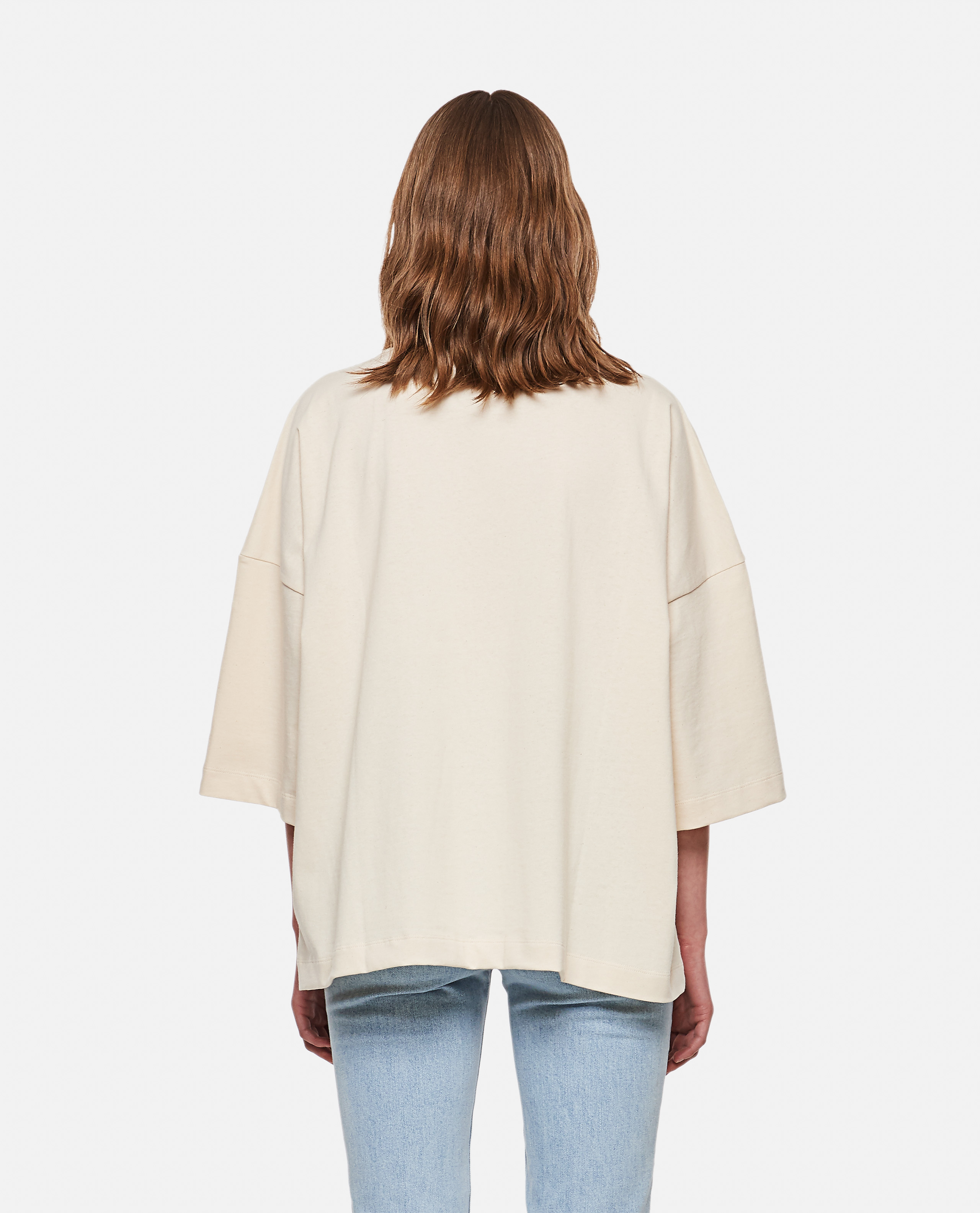 JW ANDERSON Cottons J.W. ANDERSON JW ANDERSON X OSCAR WILDE PRINTED T-SHIRT