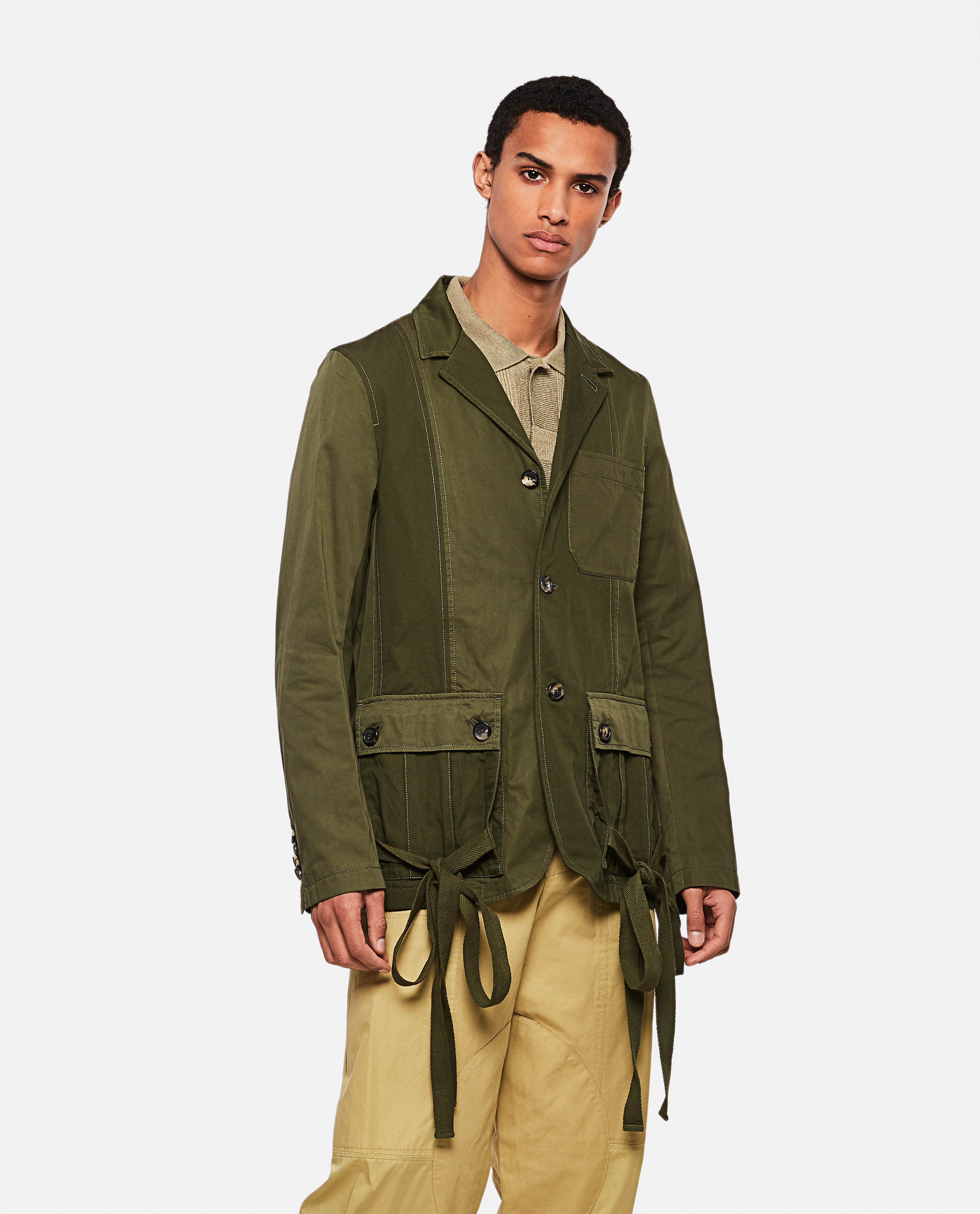 Jw Anderson J.W. ANDERSON JACKET WITH POCKETS