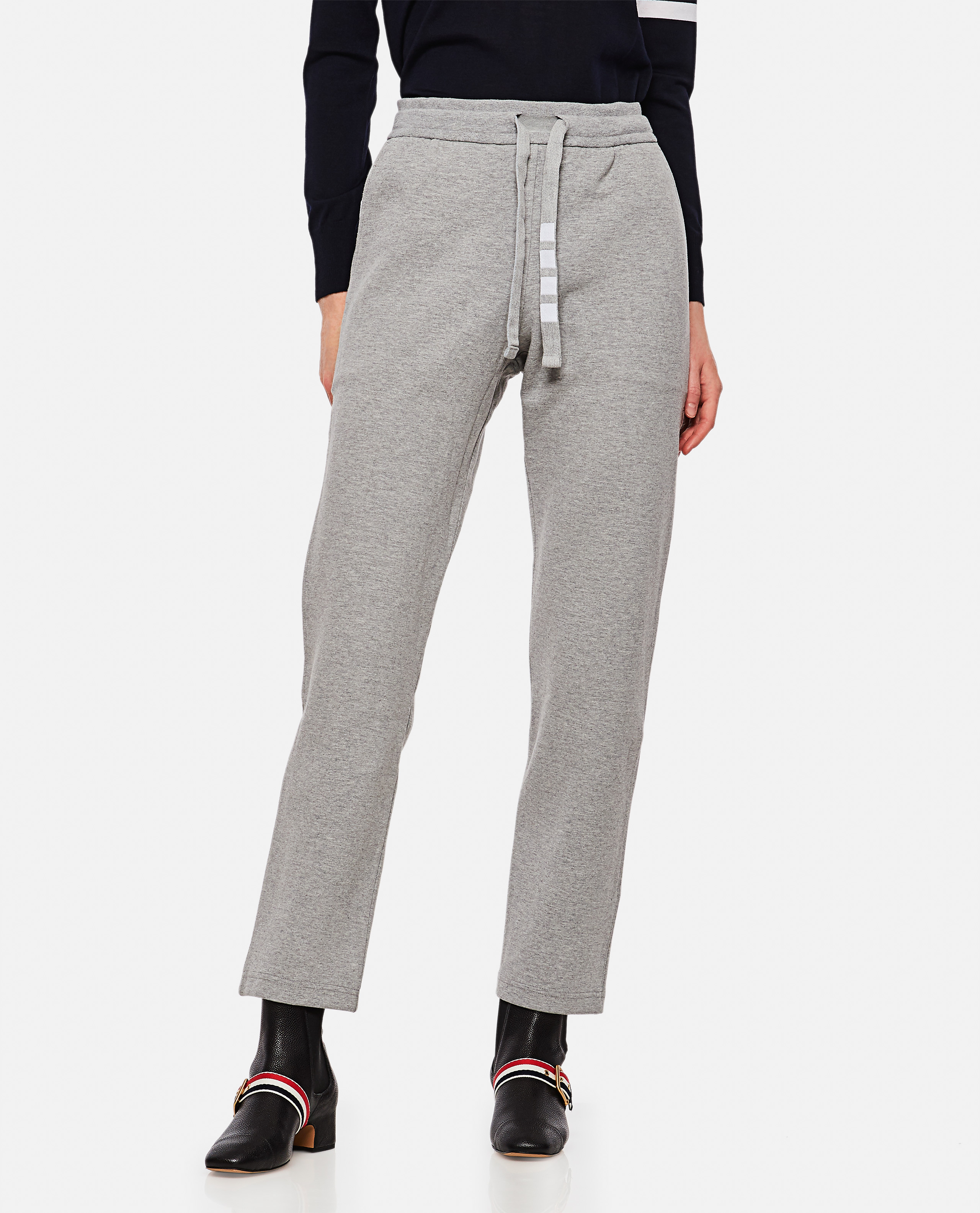 Thom Browne Sport Trousers In Grey