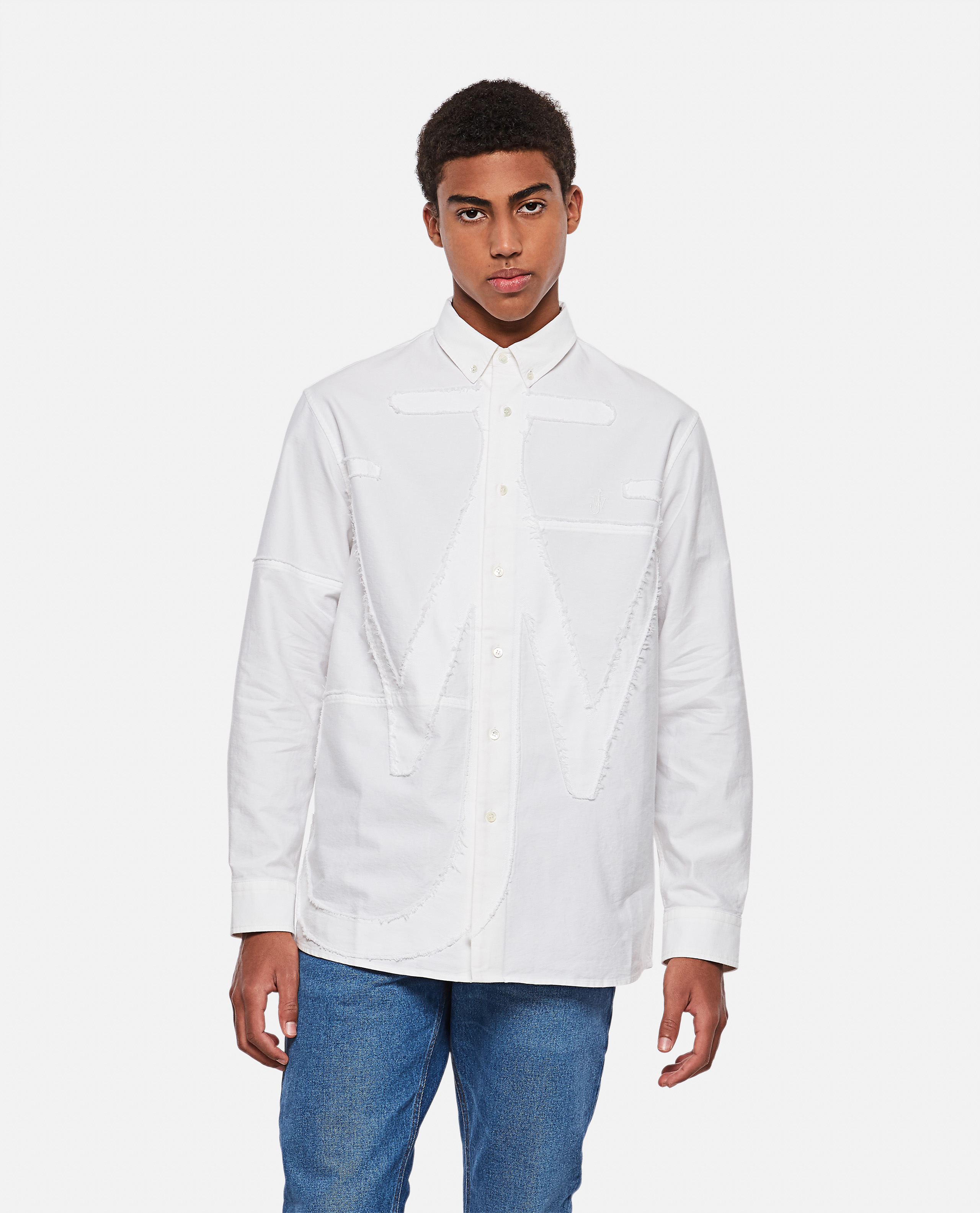 Jw Anderson Downs J.W. ANDERSON COTTON SHIRT
