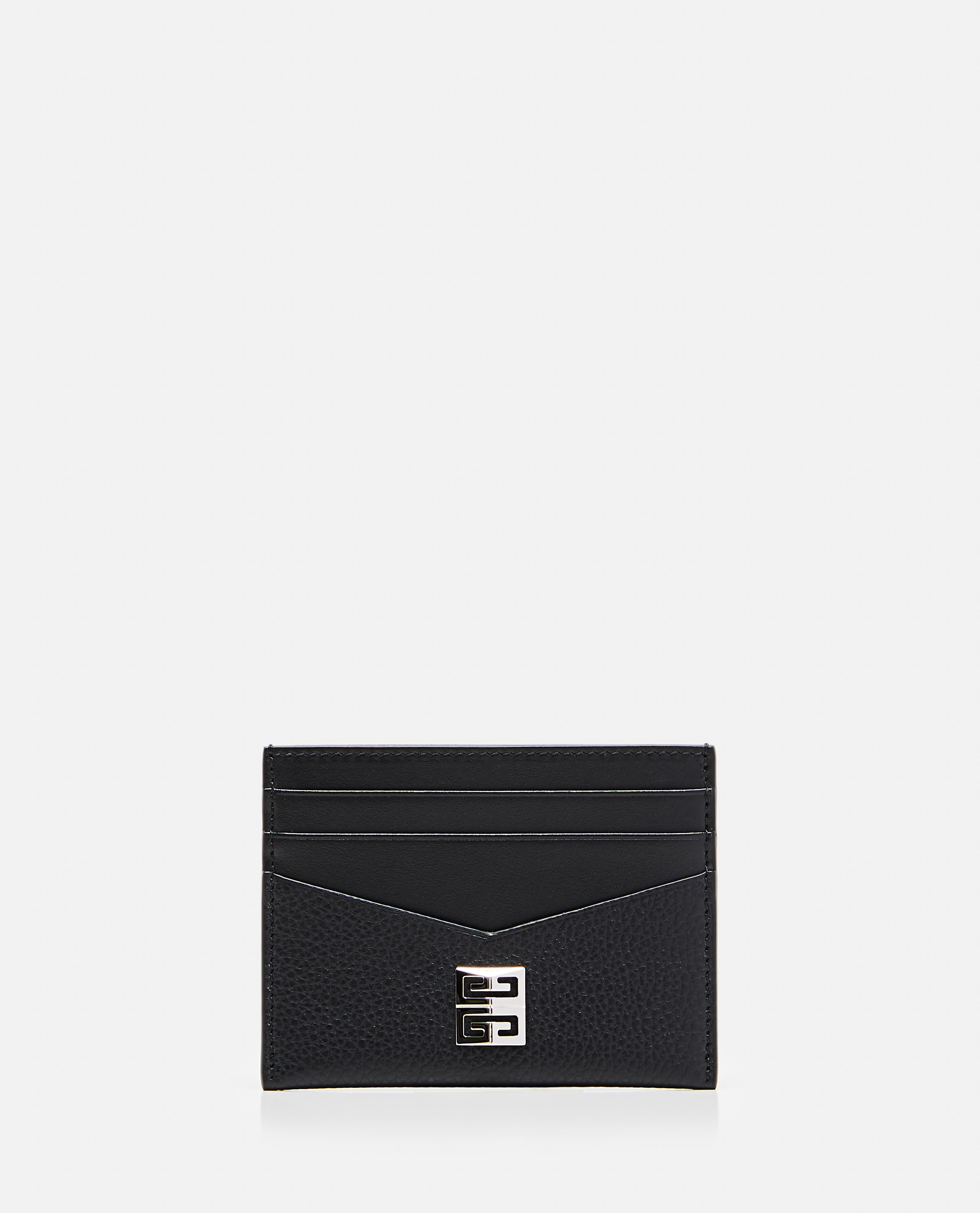 GIVENCHY GIVENCHY GRAINED LEATHER CARD HOLDER