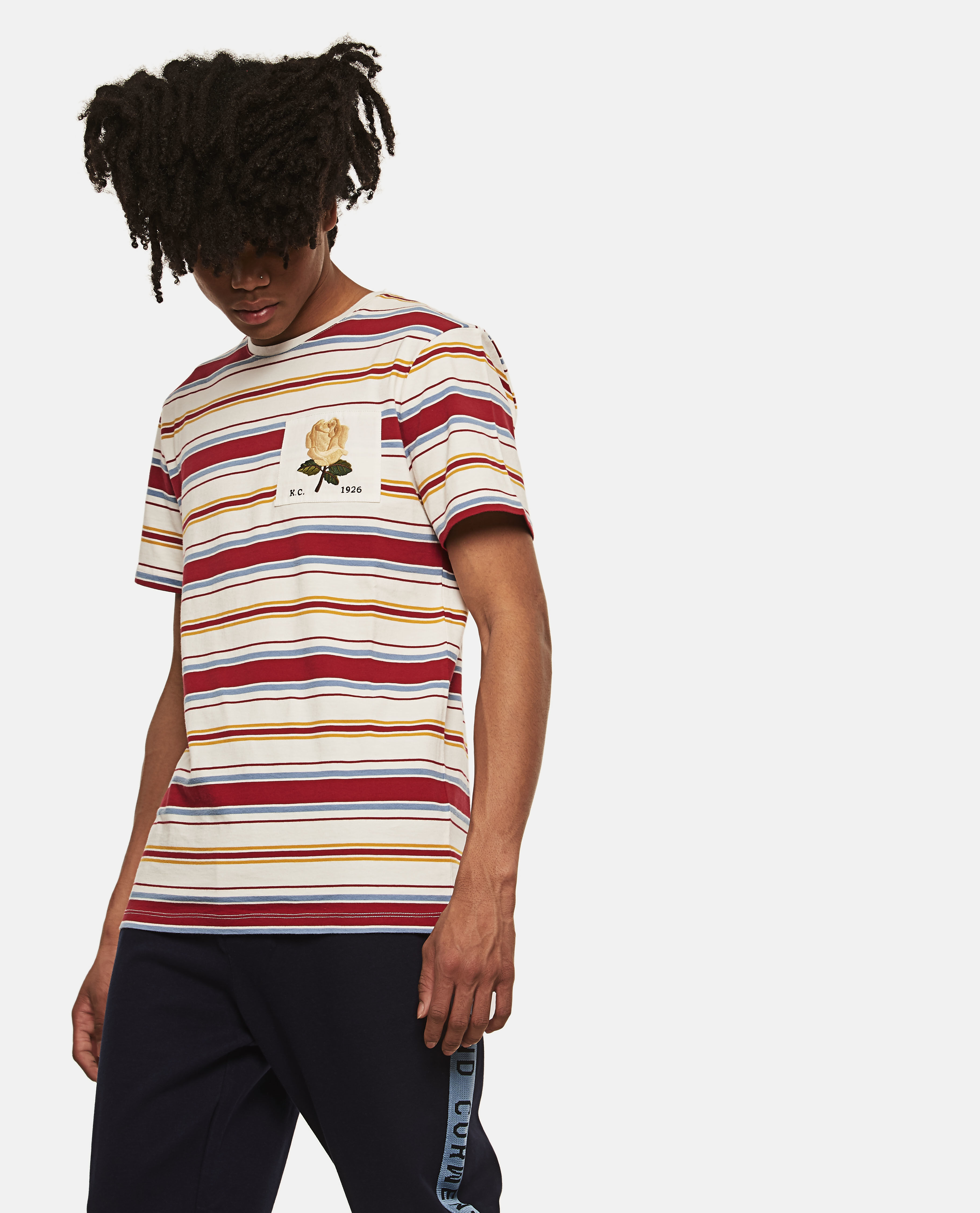 Image of Striped T-Shirt