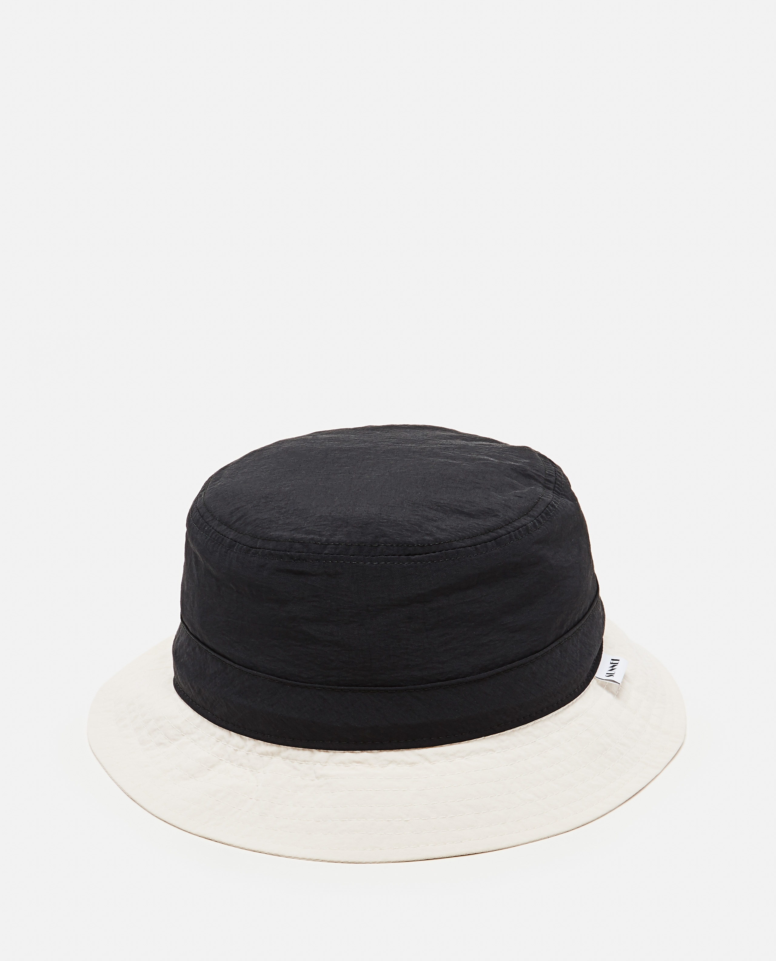 Cappello bucket in nylon  Uomo Sunnei x Biffi 000300190044133 1