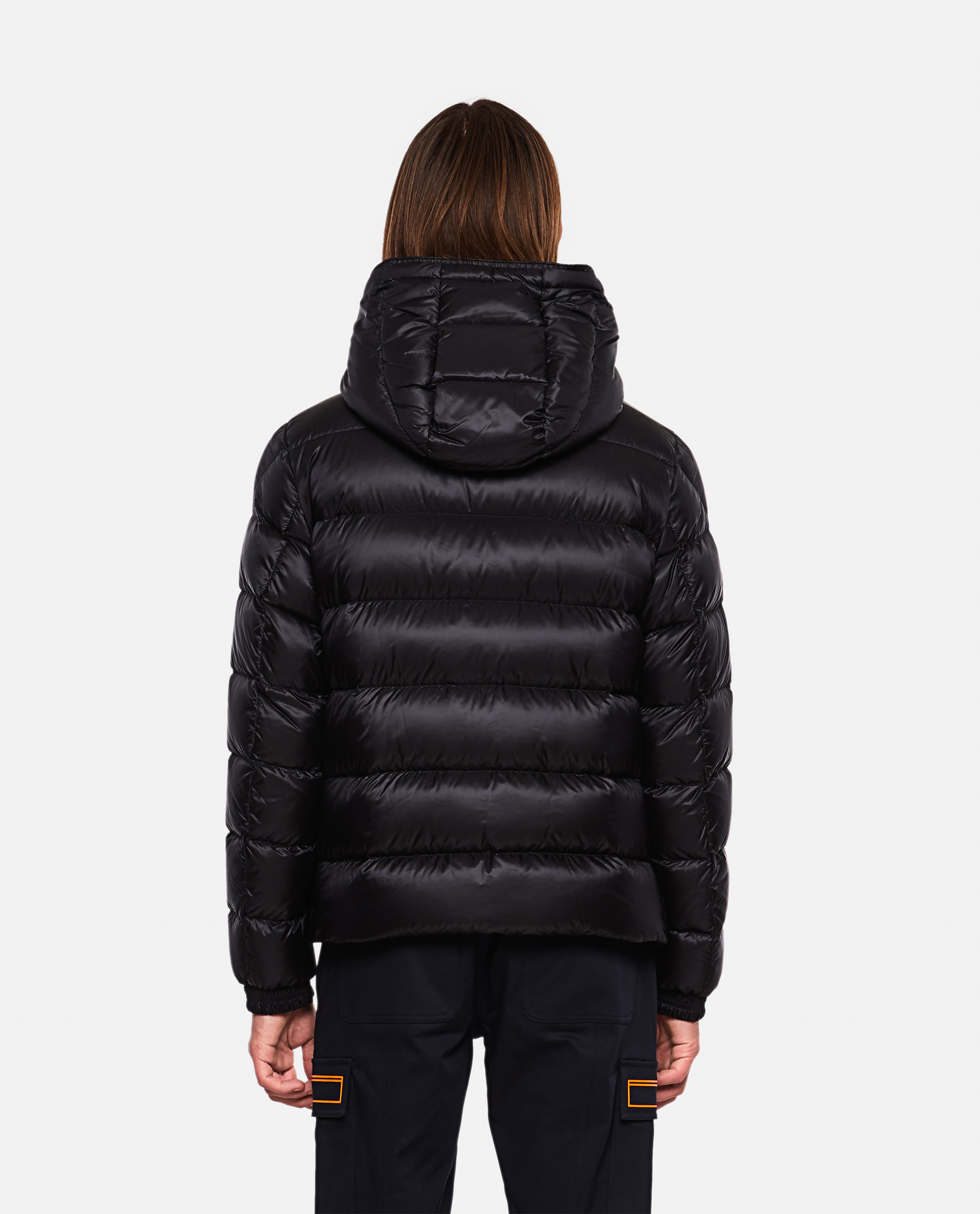 Down jacket with application Men Moncler 000271270039967 3