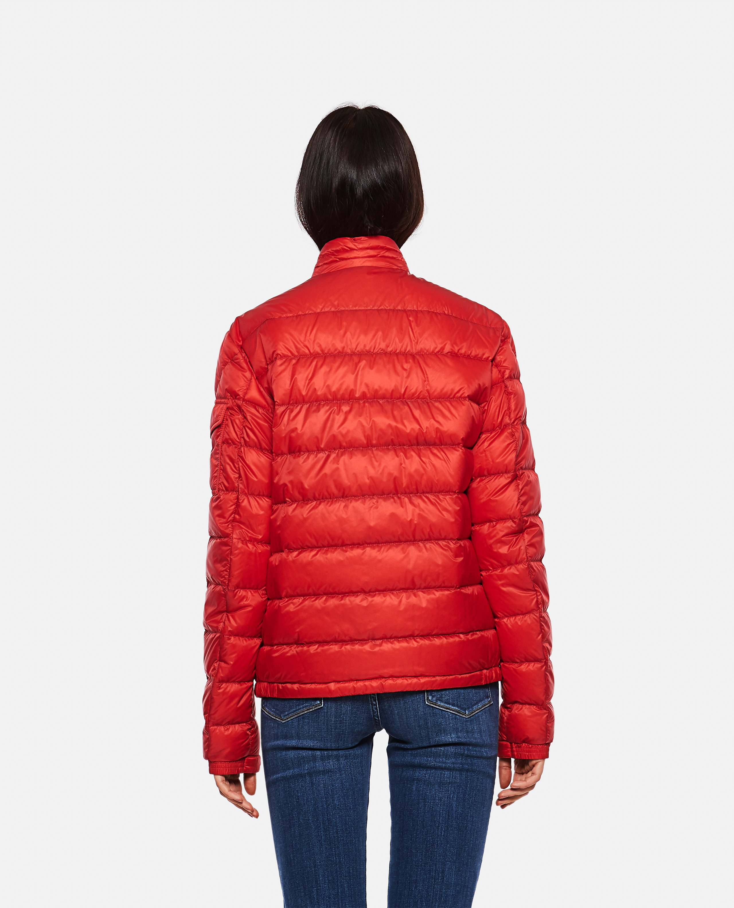 Lightweight quilted nylon Longue Saison AGAY down jacket  Men Moncler 000221870032840 3
