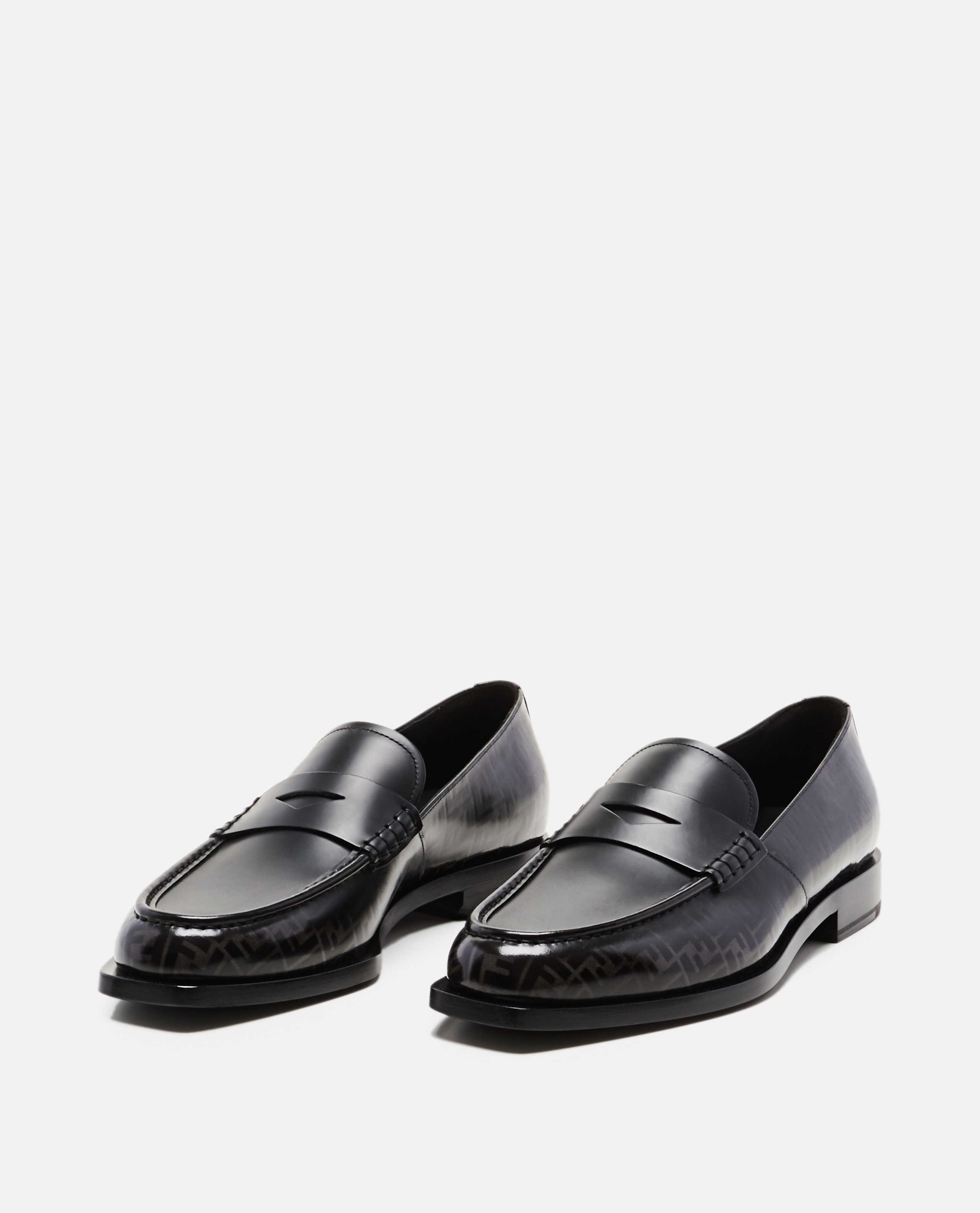 Loafers with FF motif Men Fendi 000220150032575 2