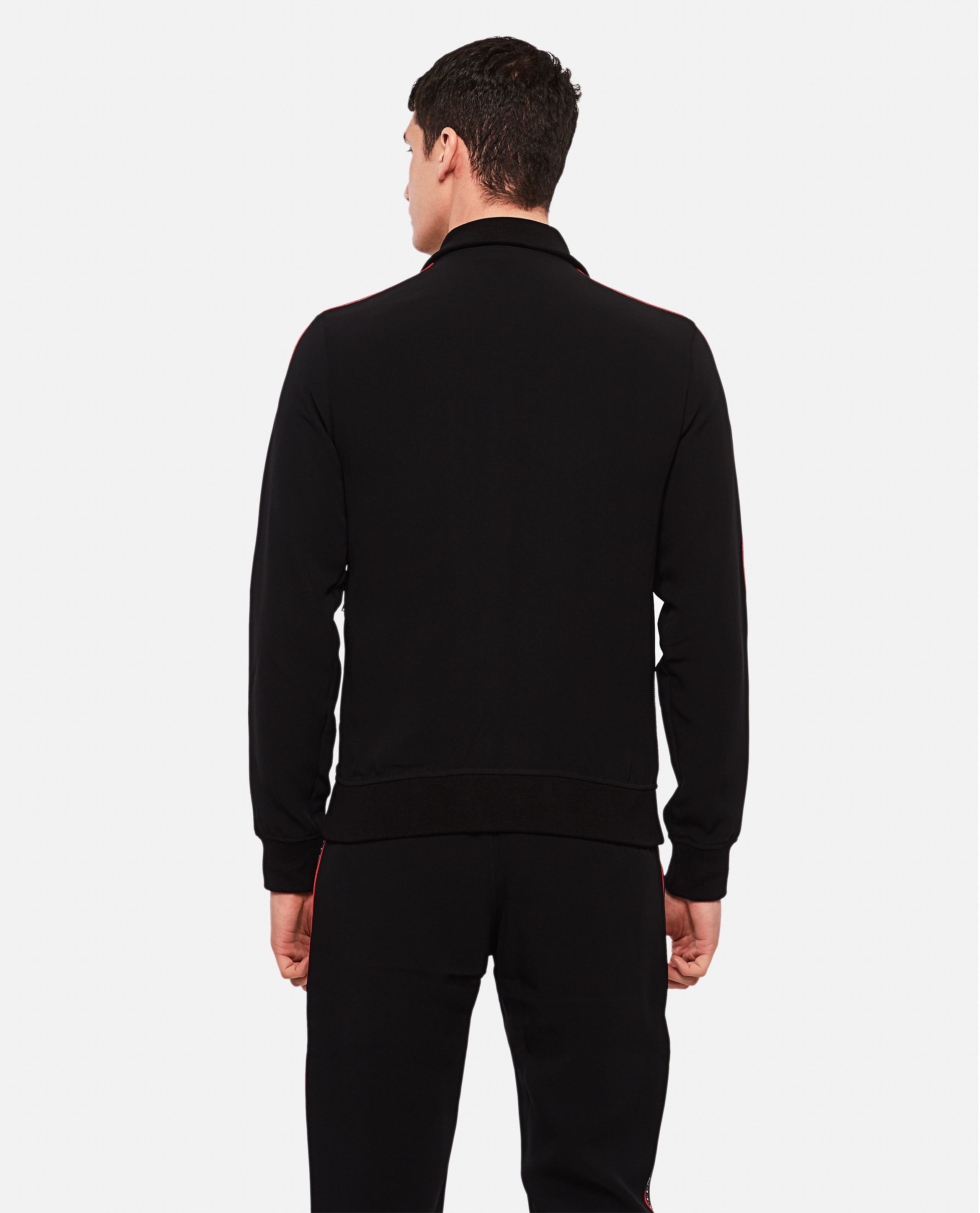 Sports jacket with side band Men Alexander McQueen 000214960031909 3