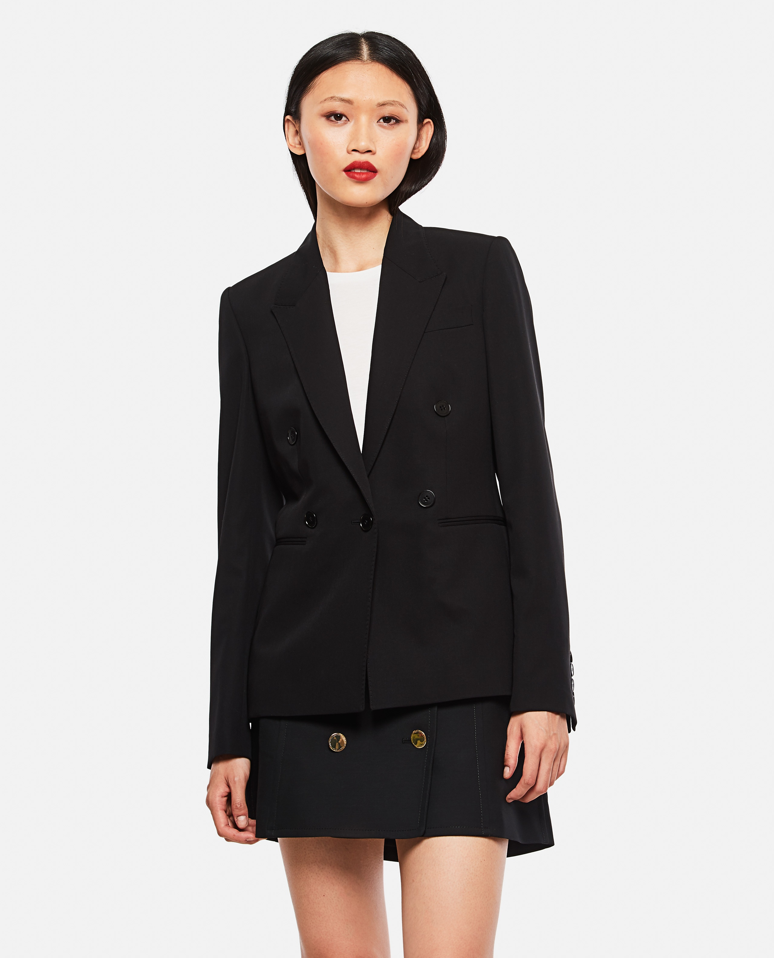 Double-Breasted Blazer Women Stella McCartney 000183290027235 1
