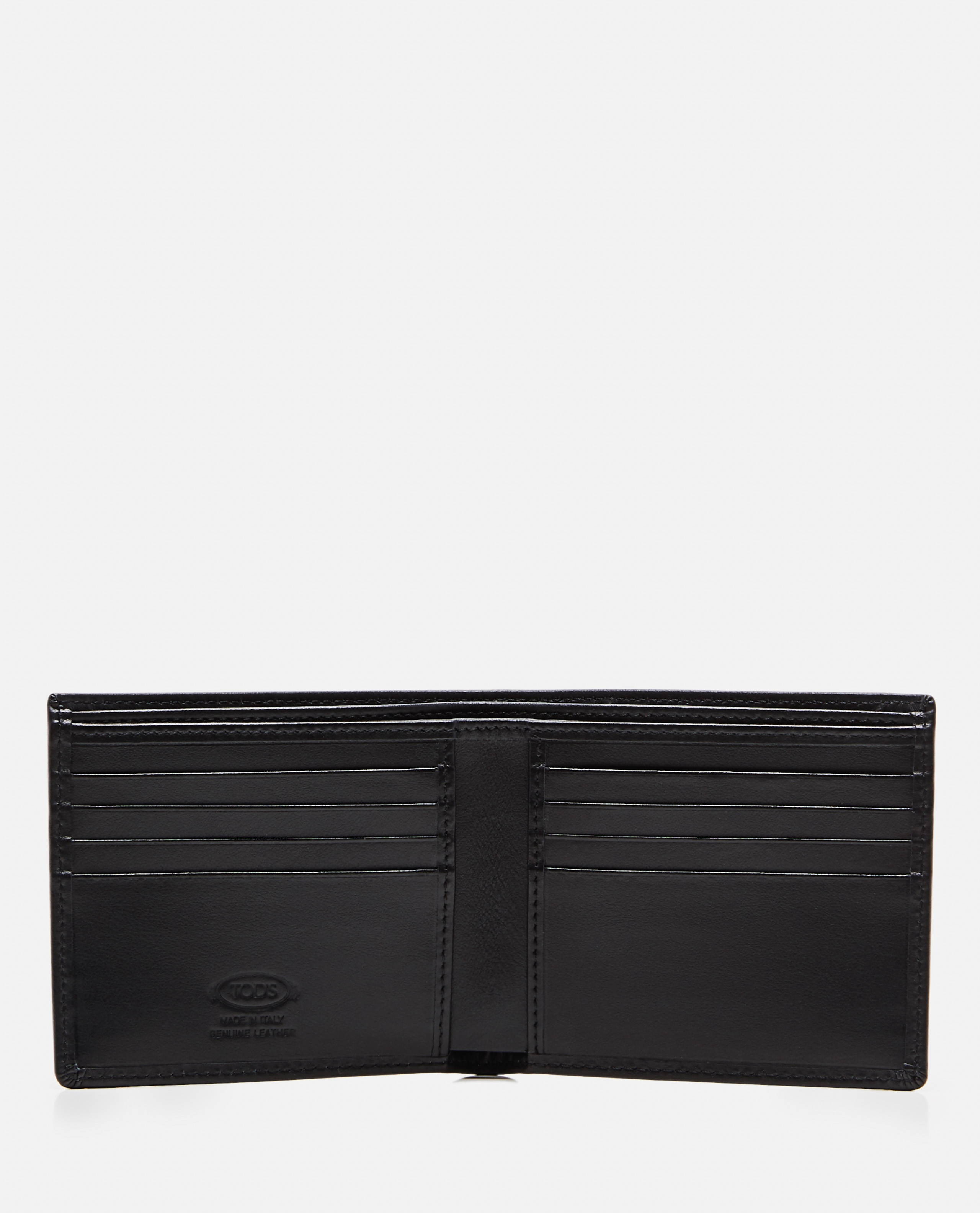 Leather wallet Men Tod's 000268660039615 3
