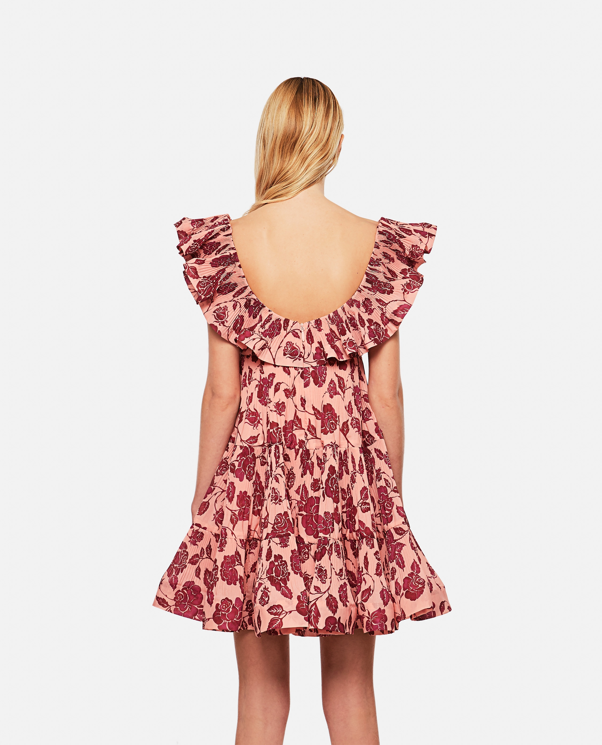 'The Lovestruck Pleated' dress Women Zimmermann 000290860042827 3