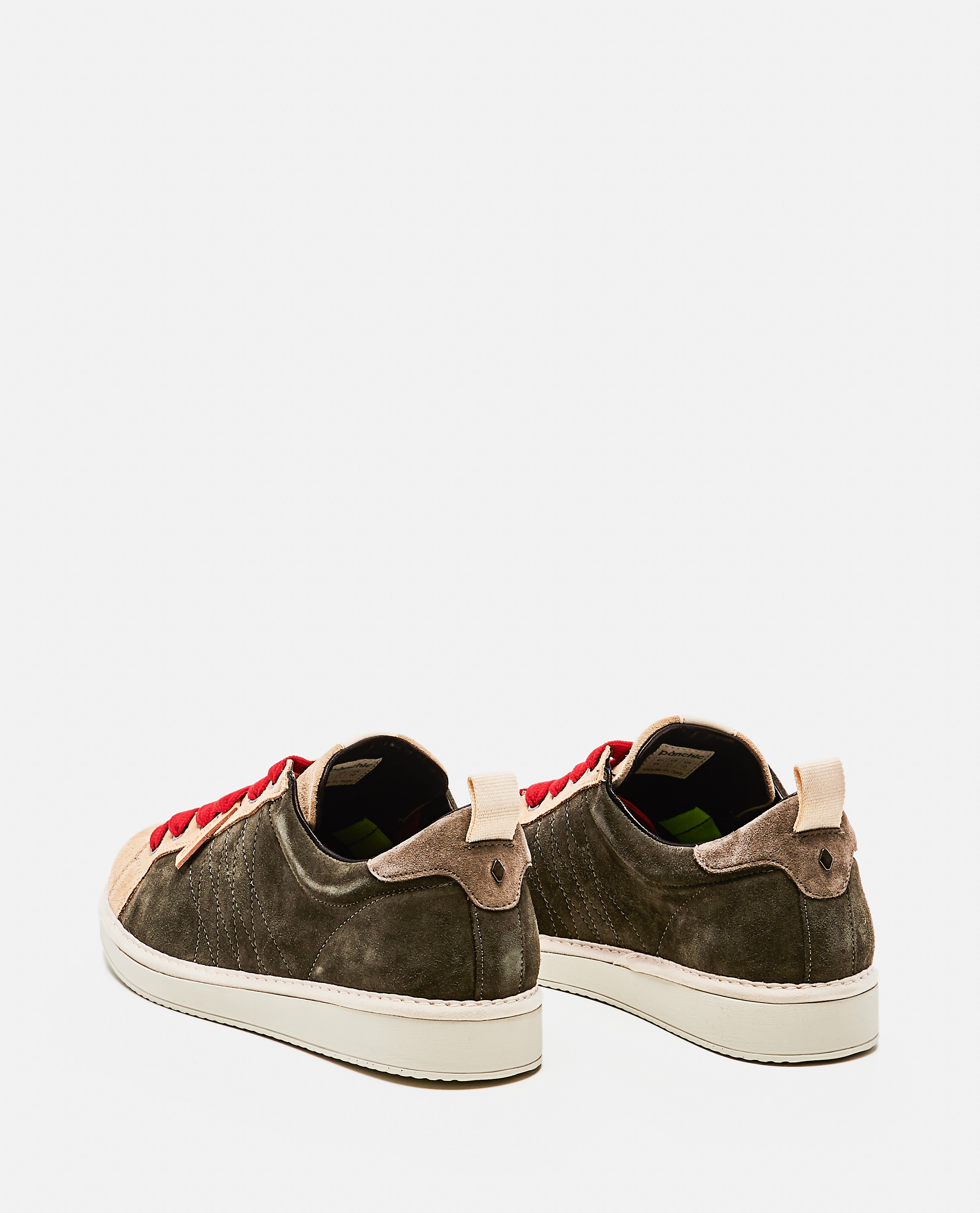 Leather sneakers Men Panchic 000278450041048 3