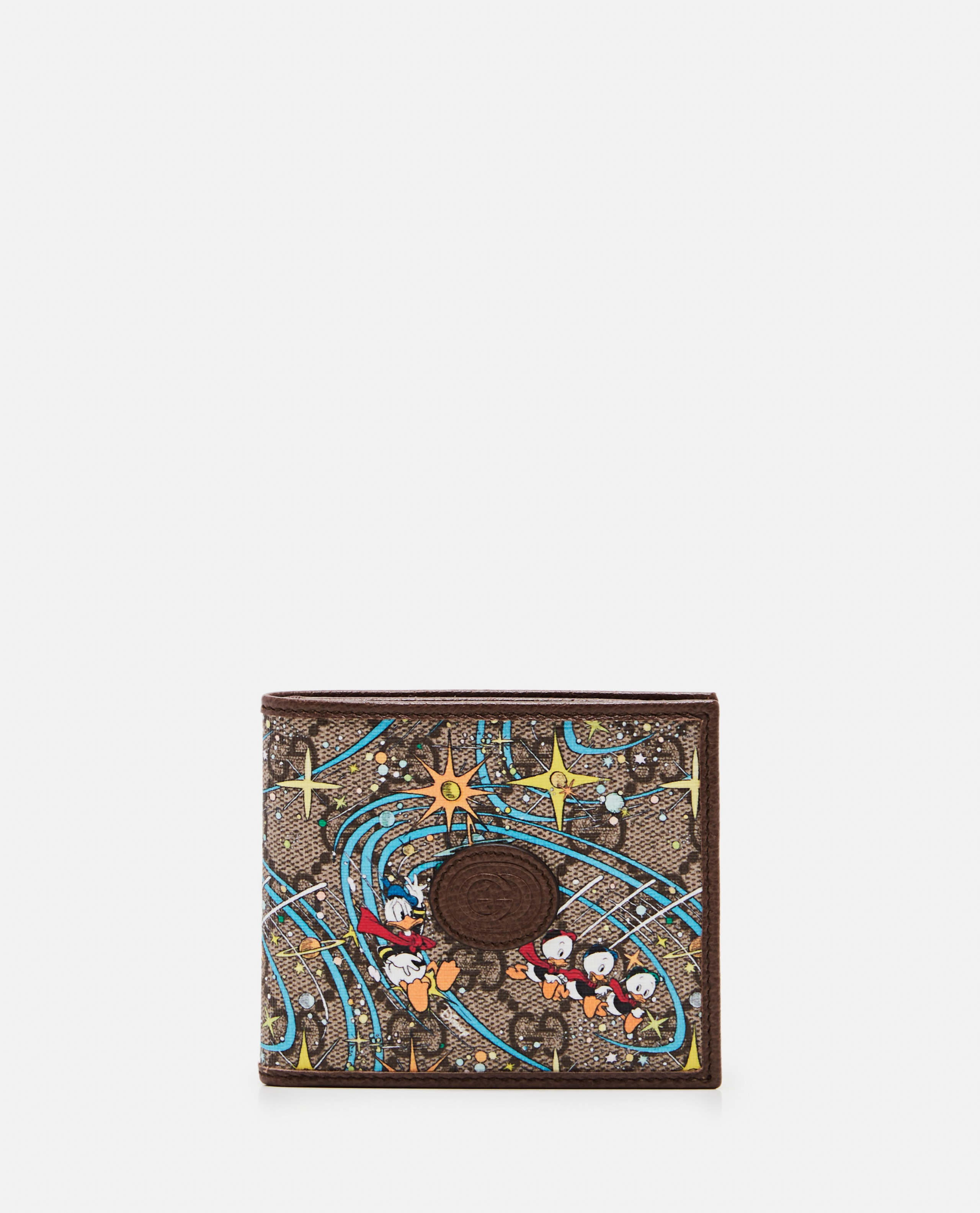 Donald Duck Disney x Gucci bi-fold wallet Men Gucci 000293390043208 1