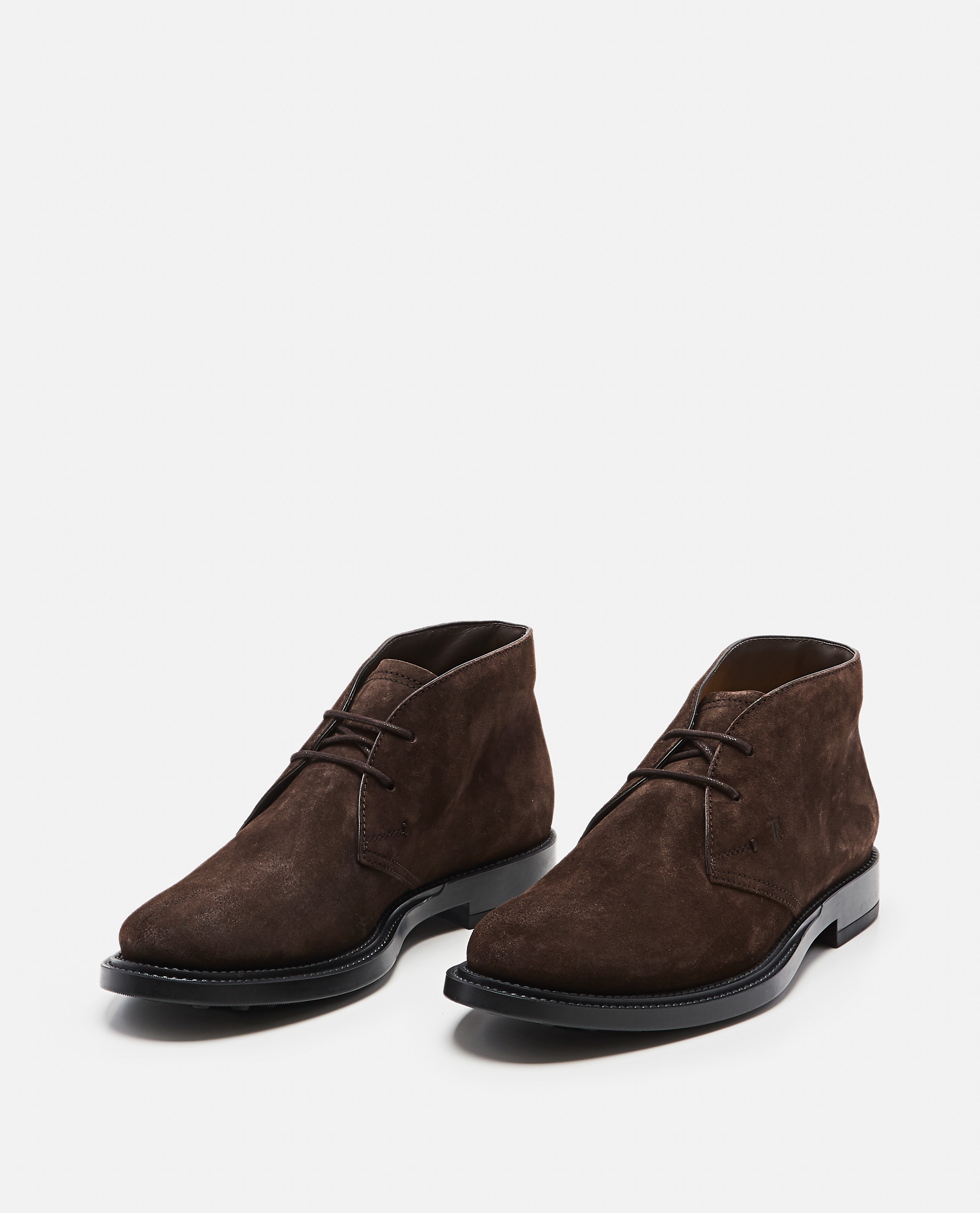 Suede ankle boot Men Tod's 000268720039622 2