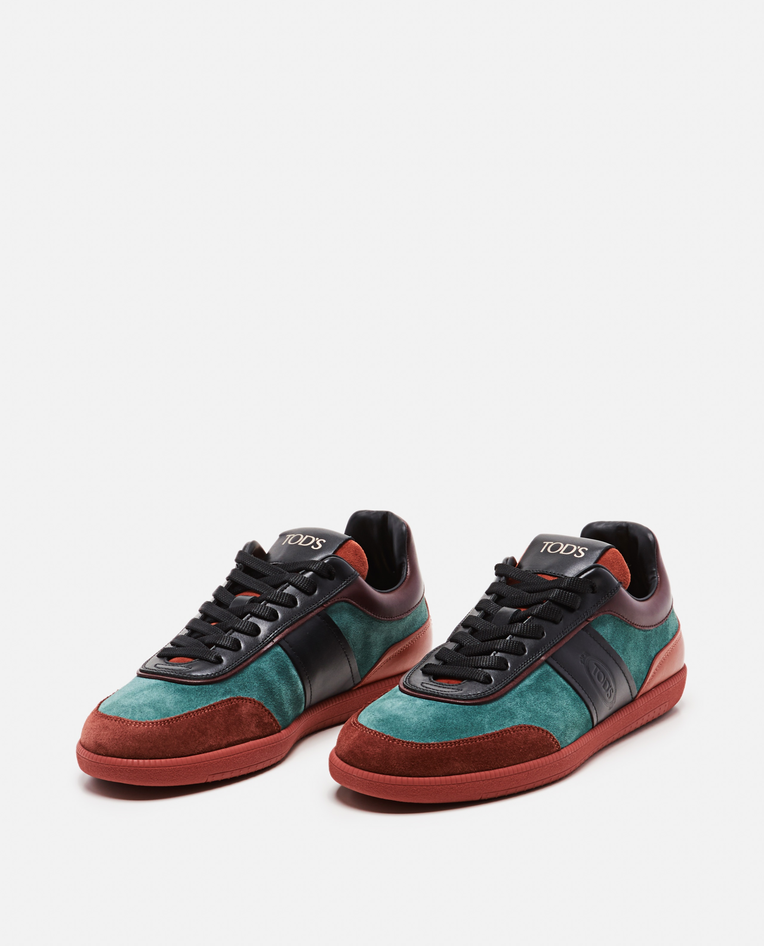 Sneakers in pelle scamosciata Donna Tod's 000274540040422 2