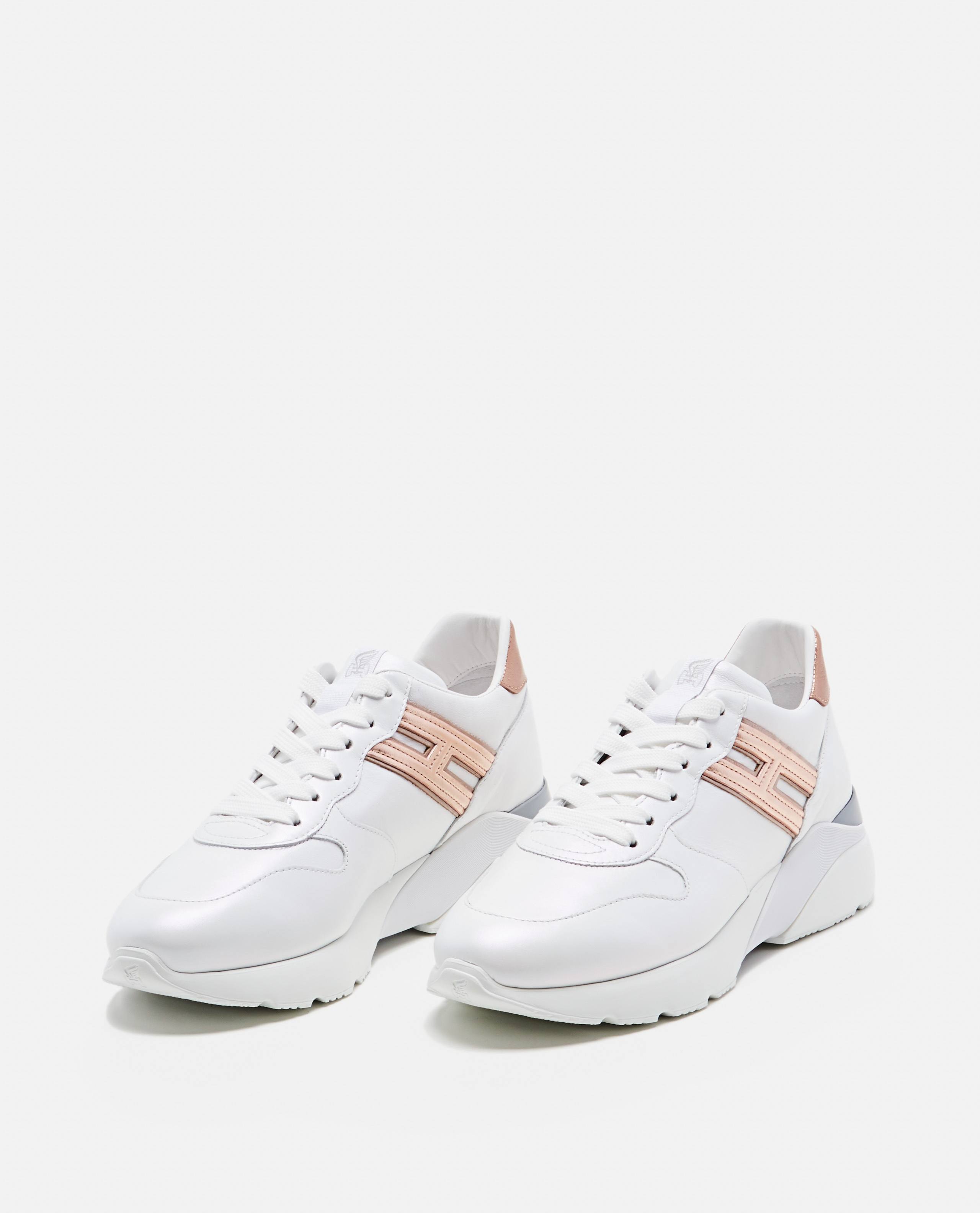 Hogan Active One Ivory, Pink for Women   Biffi