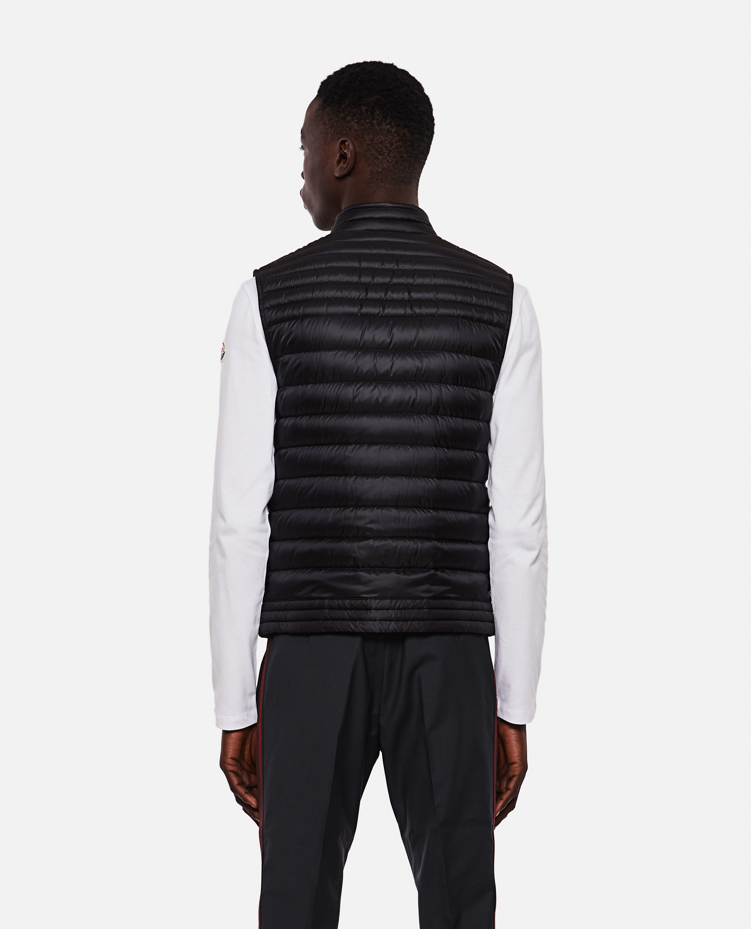 Padded vest Men Moncler 000308510045249 3