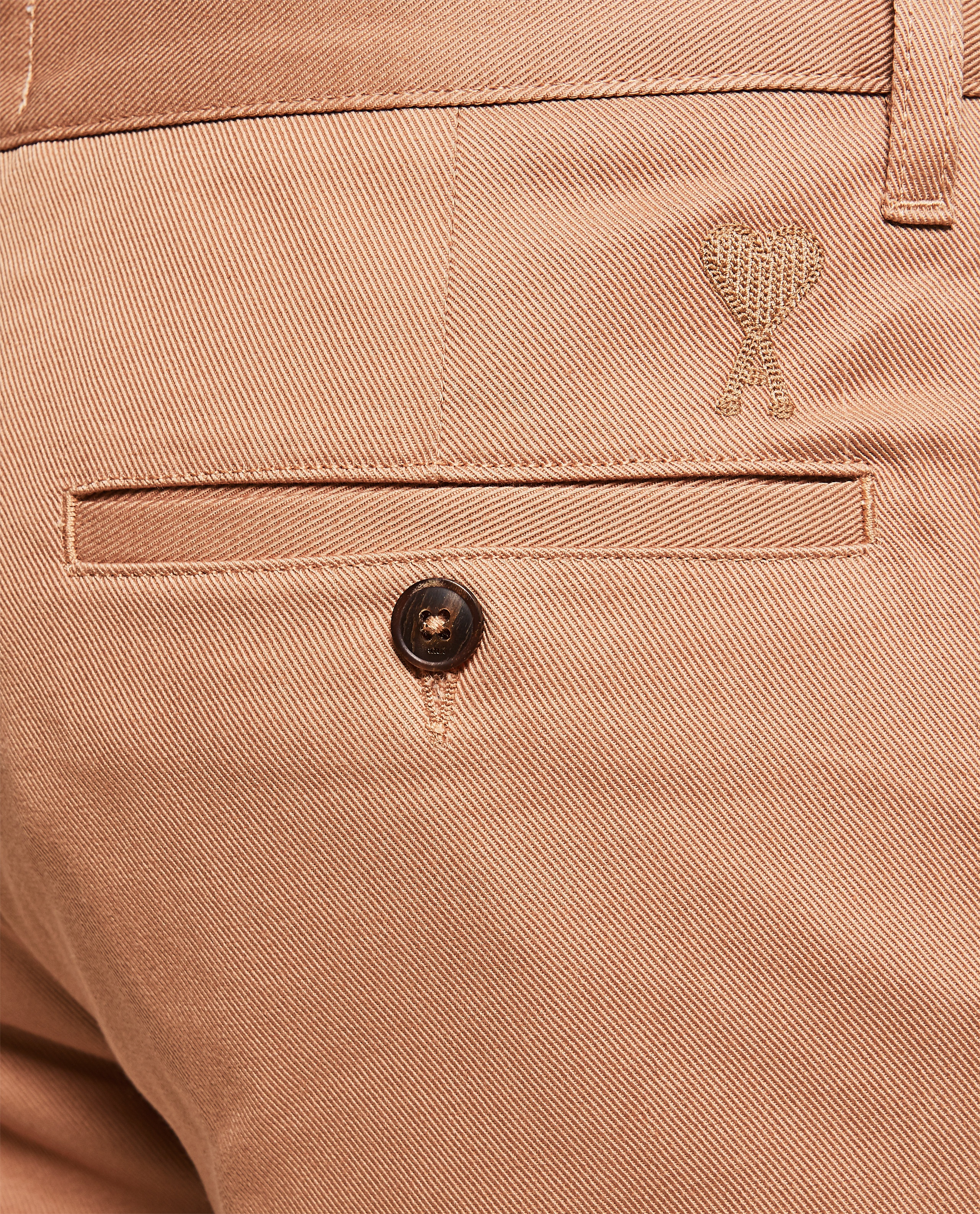 Chino trousers Men AMI Paris 000291370042907 4