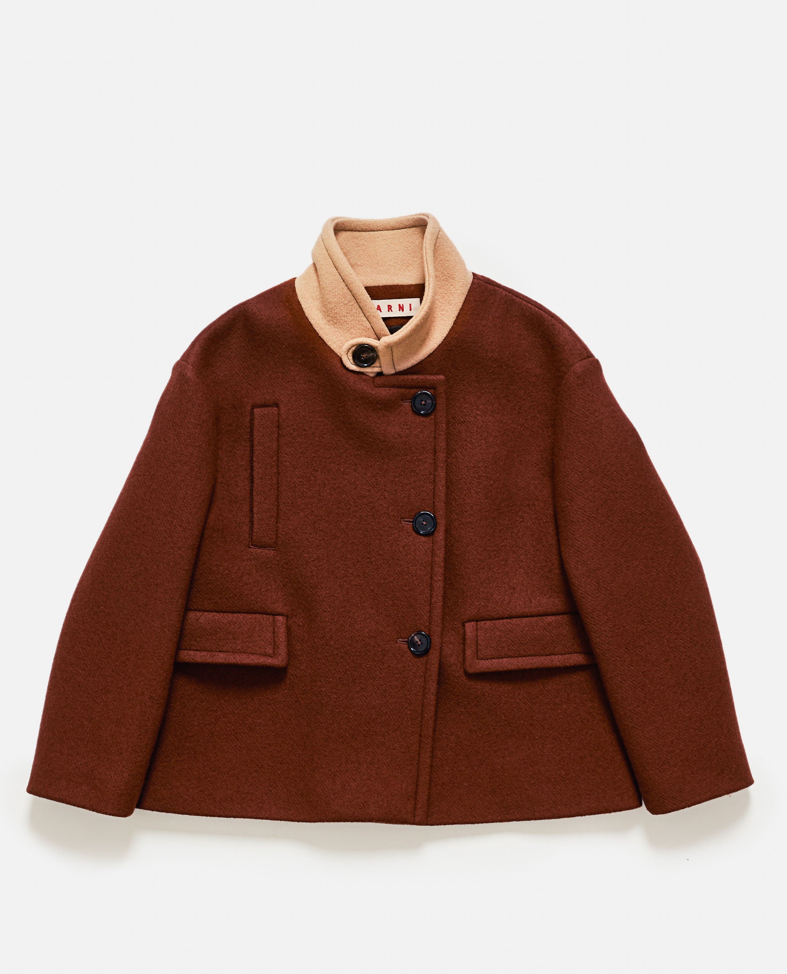 Wool Jacket Women Marni 000180950026919 2