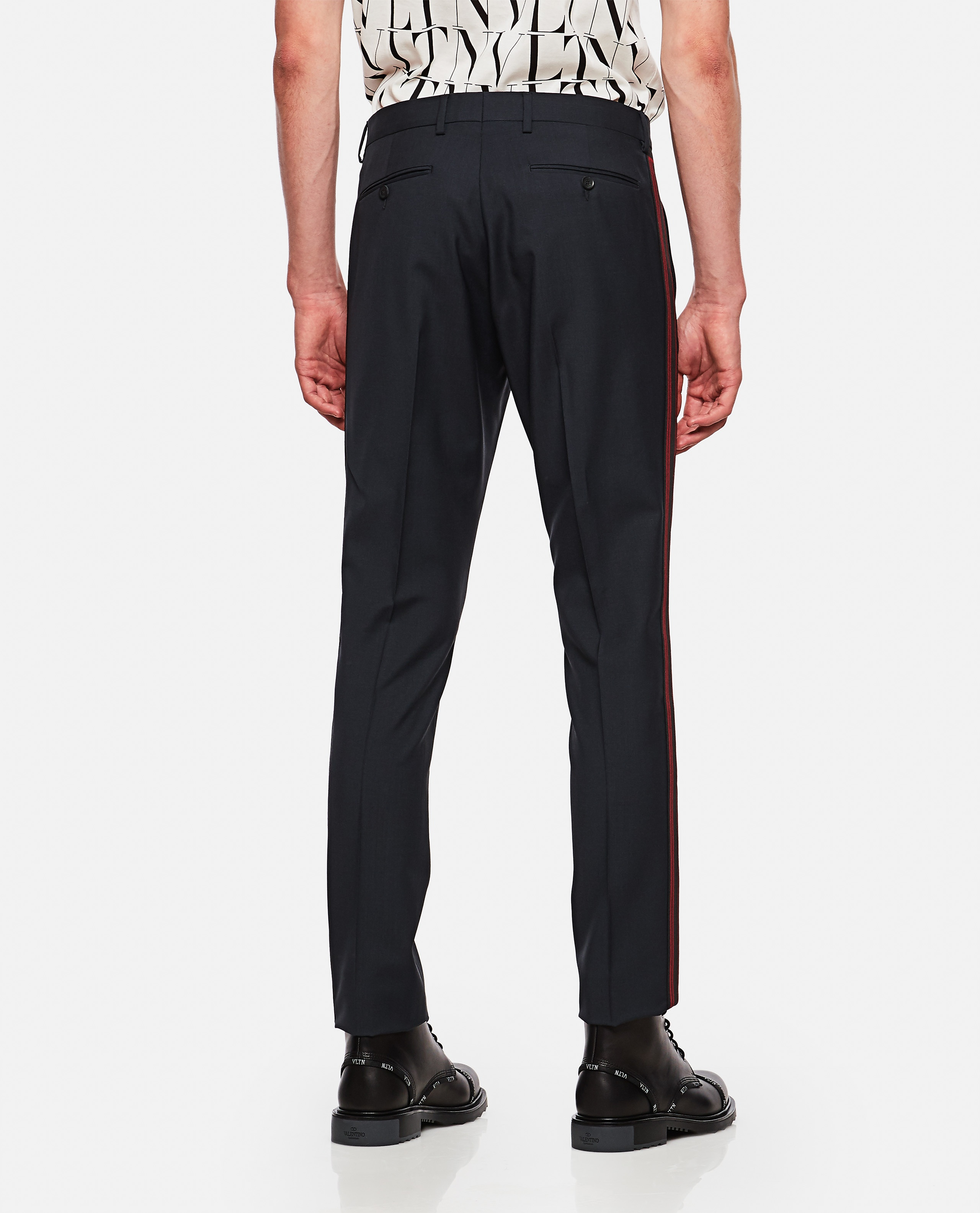 Slim fit trousers Men Valentino 000263490038956 3