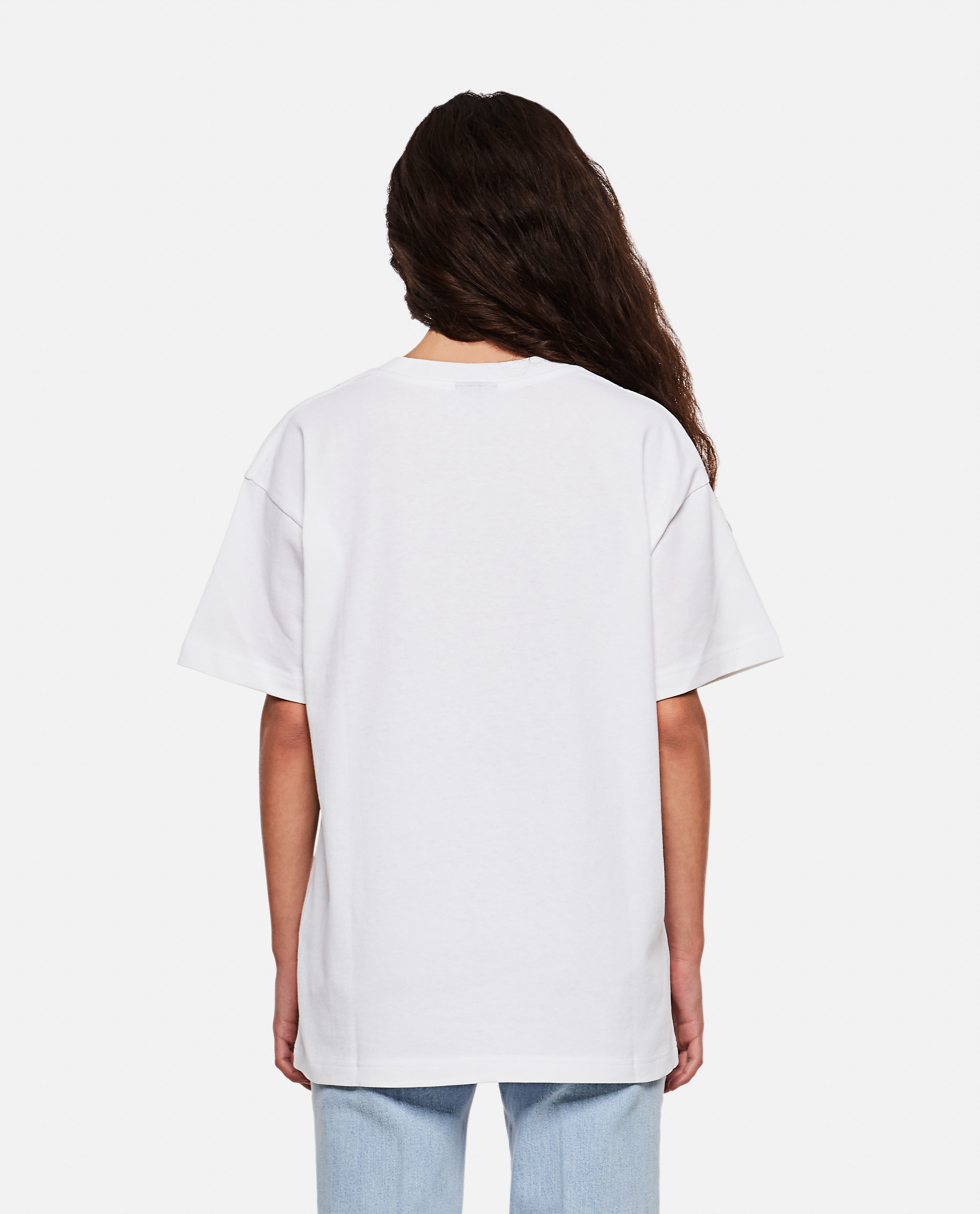 On y va Jacques t-shirt Women Jacquemus 000262690038863 3