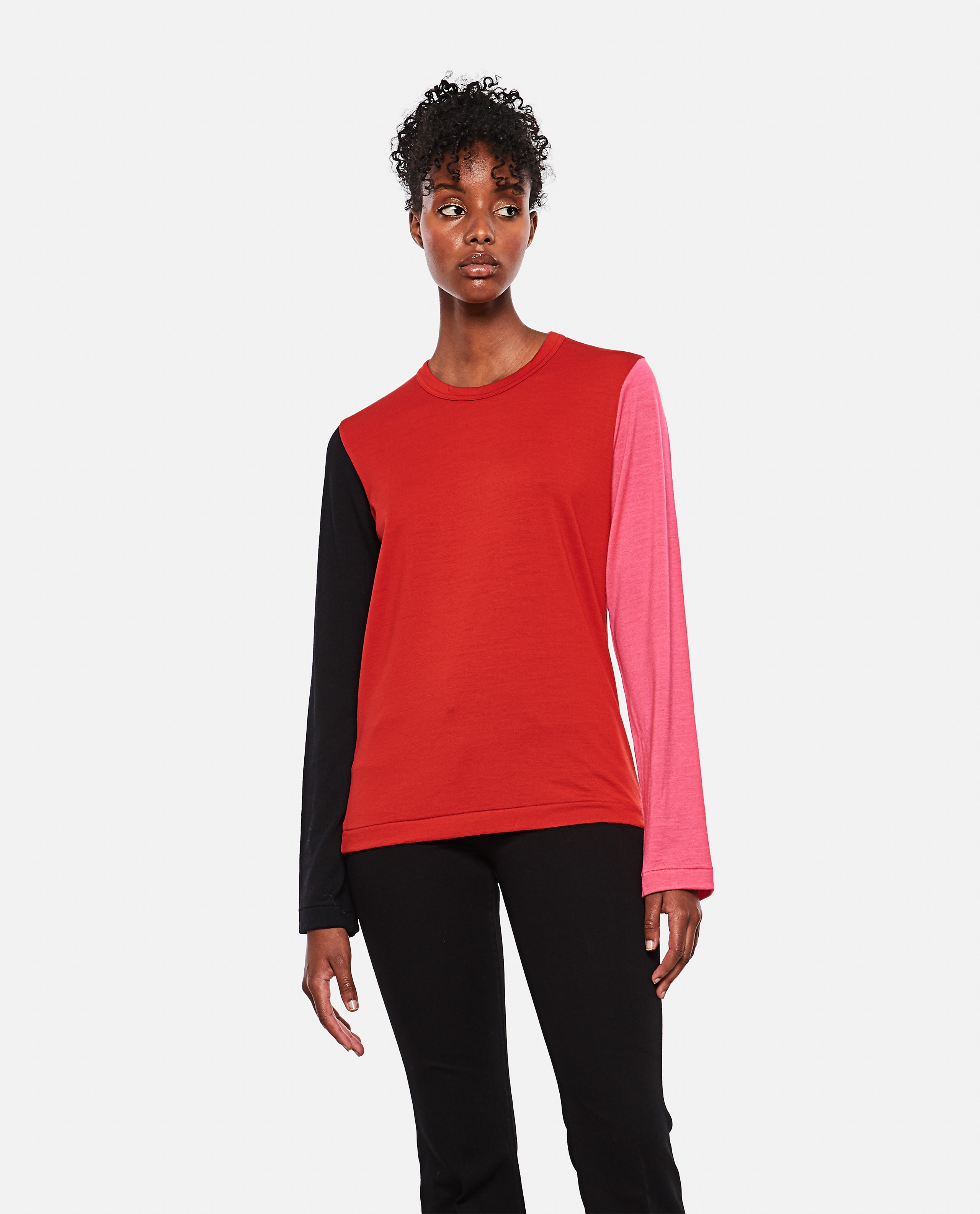 Wool sweater Women Comme des Garcons 000275520040593 1