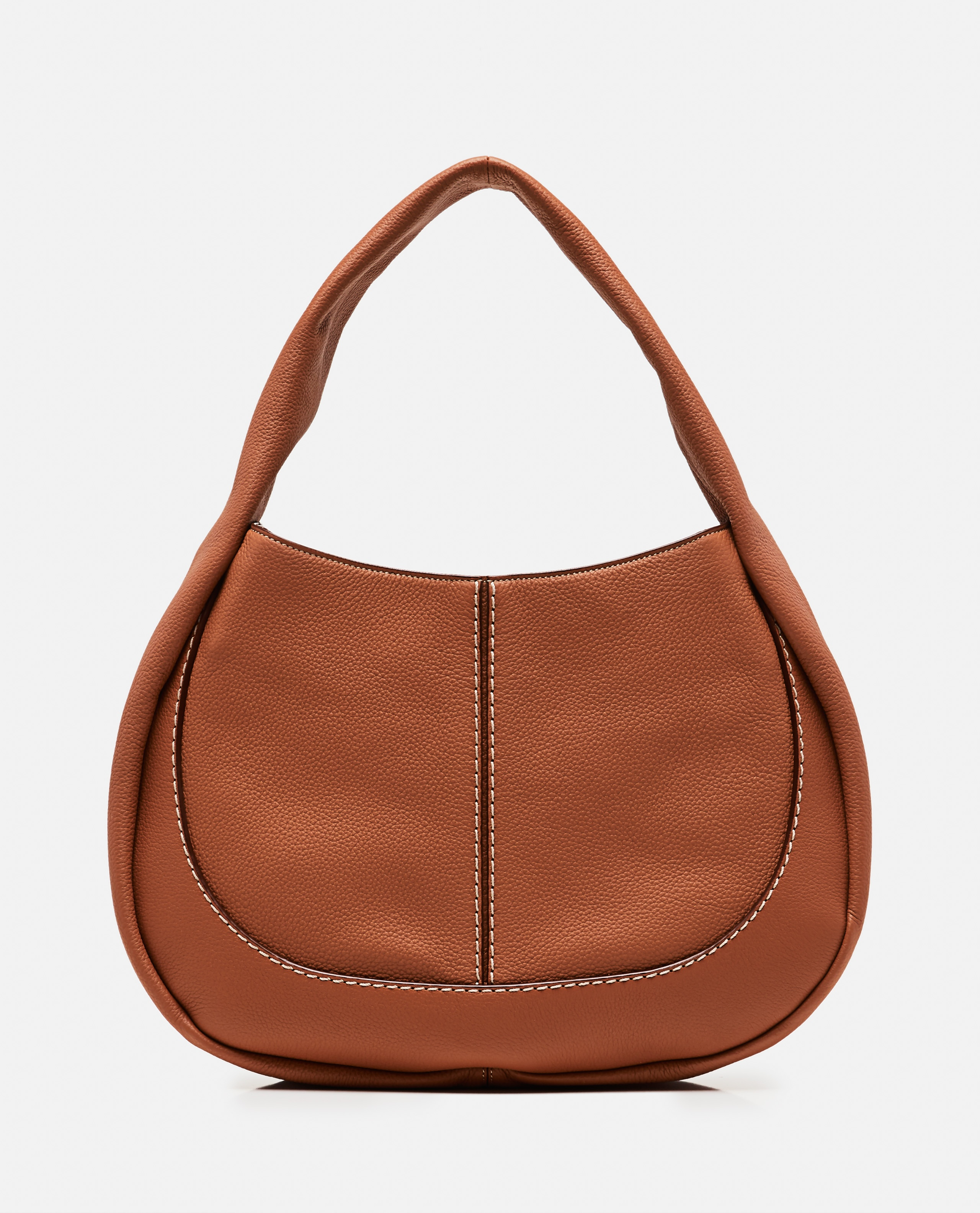 Borsa hobo media  in pelle Donna Tod's 000296980043677 1