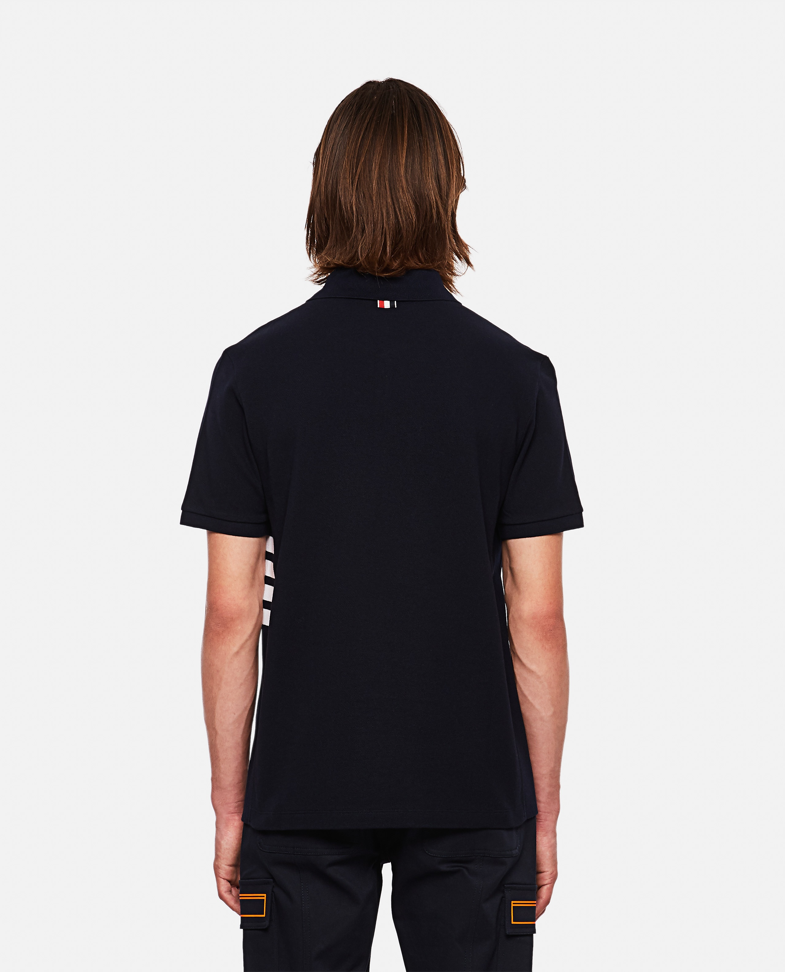 Thom Browne 4-Bar polo shirt  Men Thom Browne 000253530037449 3