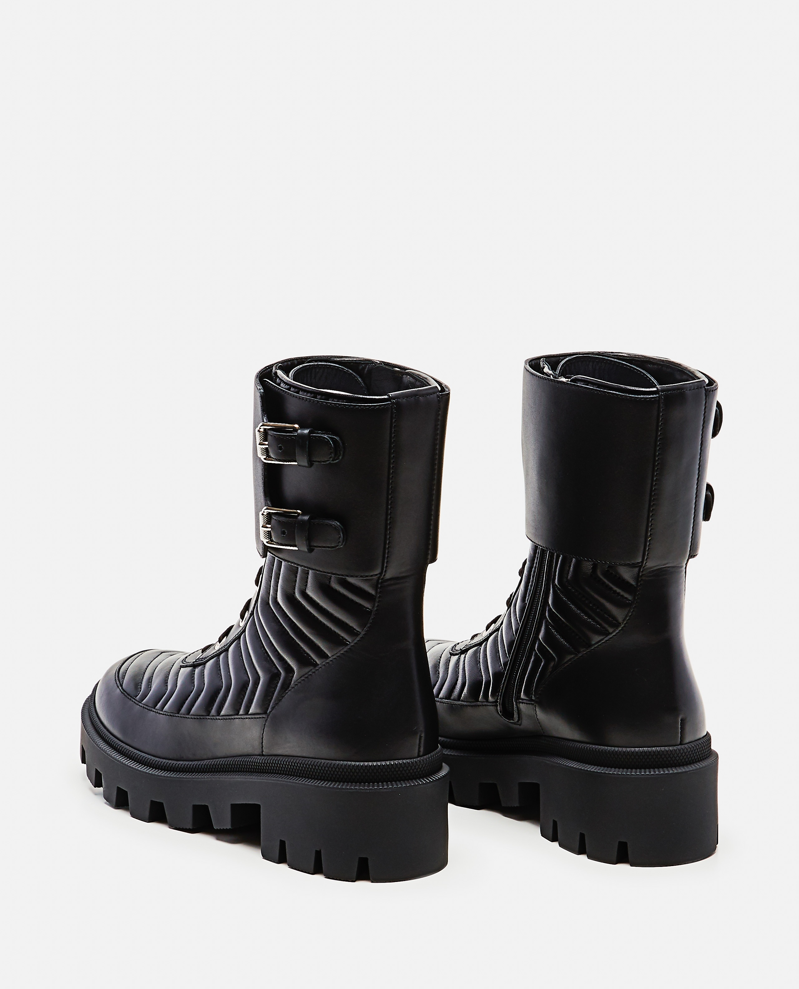 Women's boot with GG detail Women Gucci 000259320038367 3
