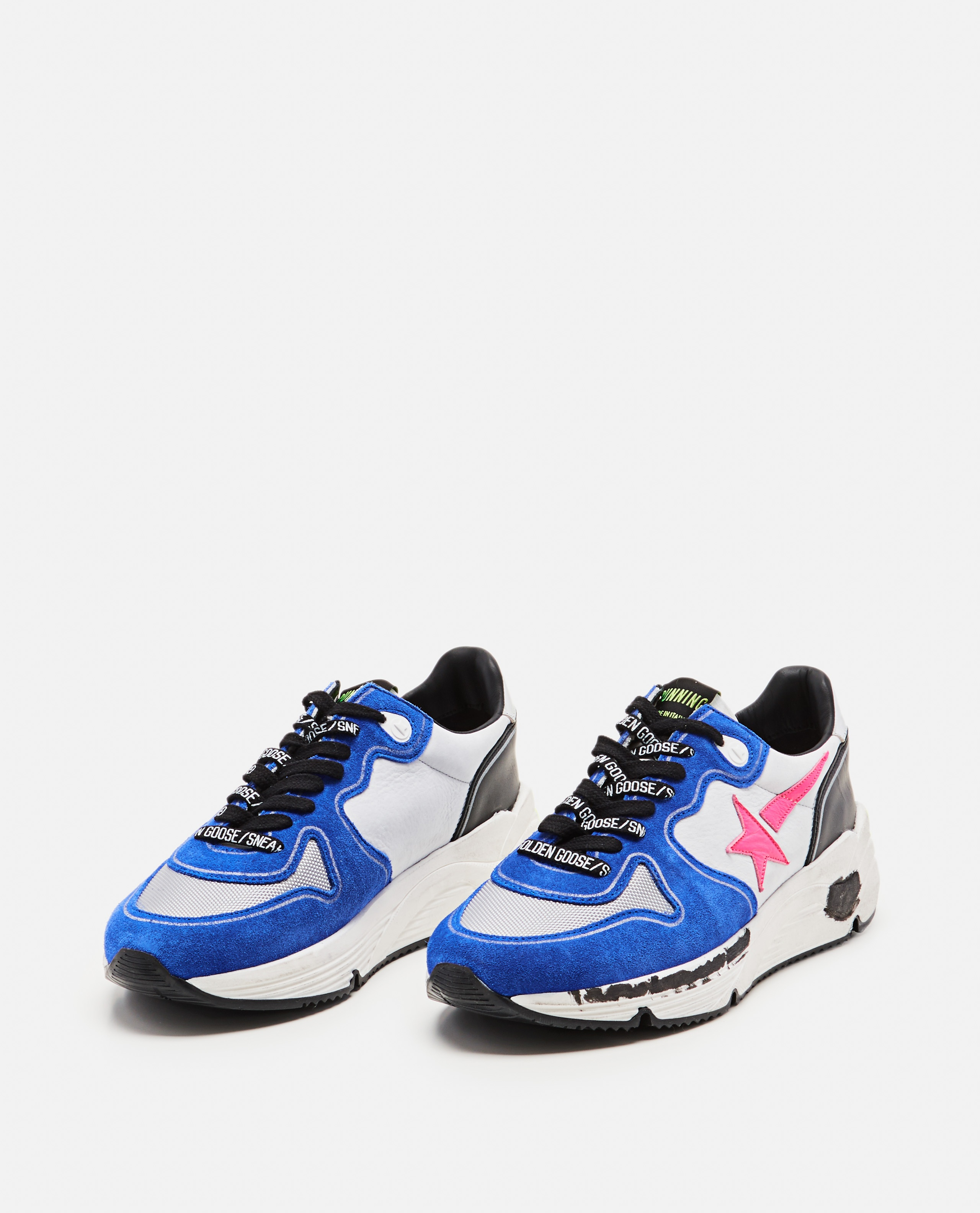 Sneakers basse Running Sole Donna Golden Goose 000256850037943 2