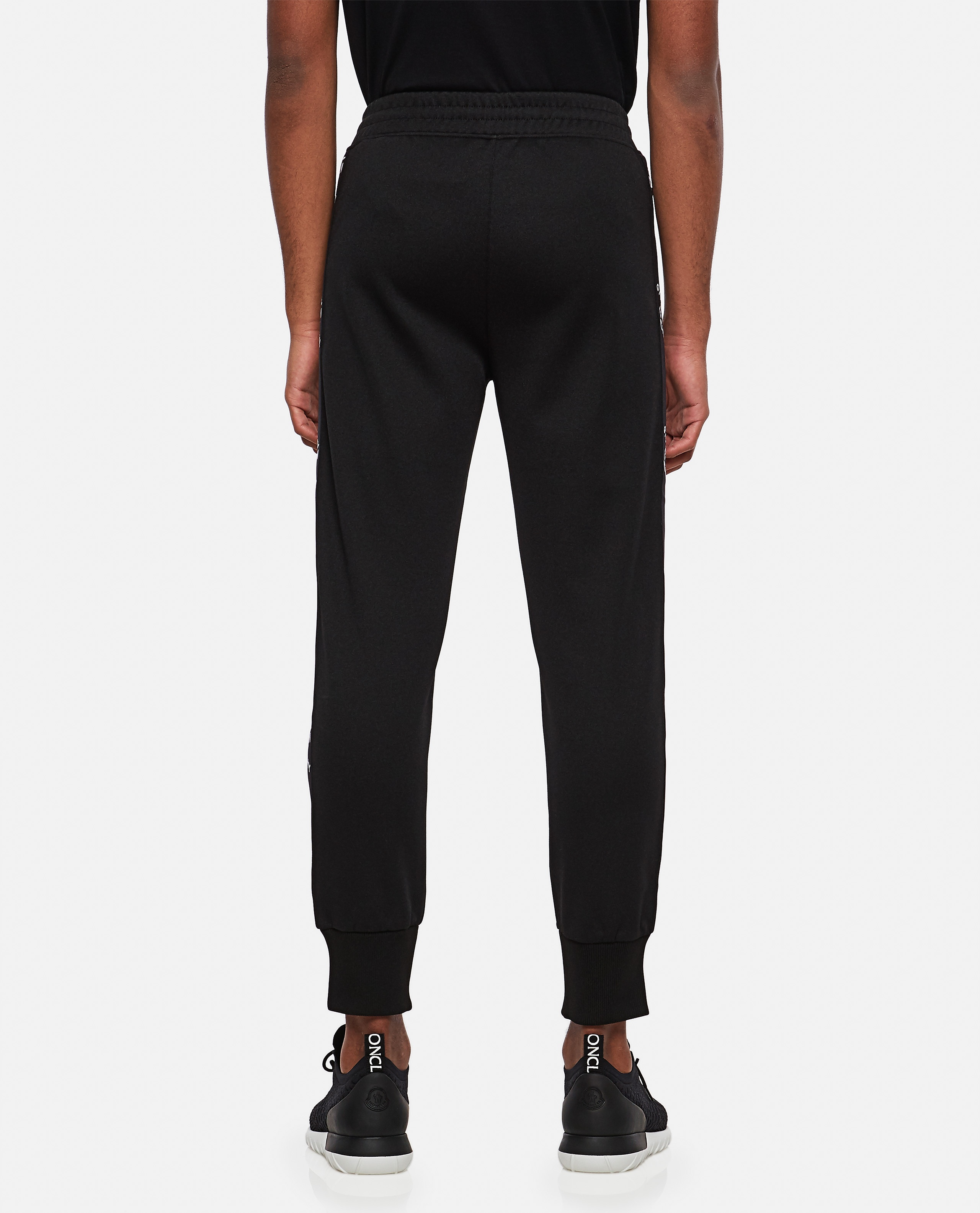 Jogging trousers with logoed bands Men Givenchy 000301870044330 3