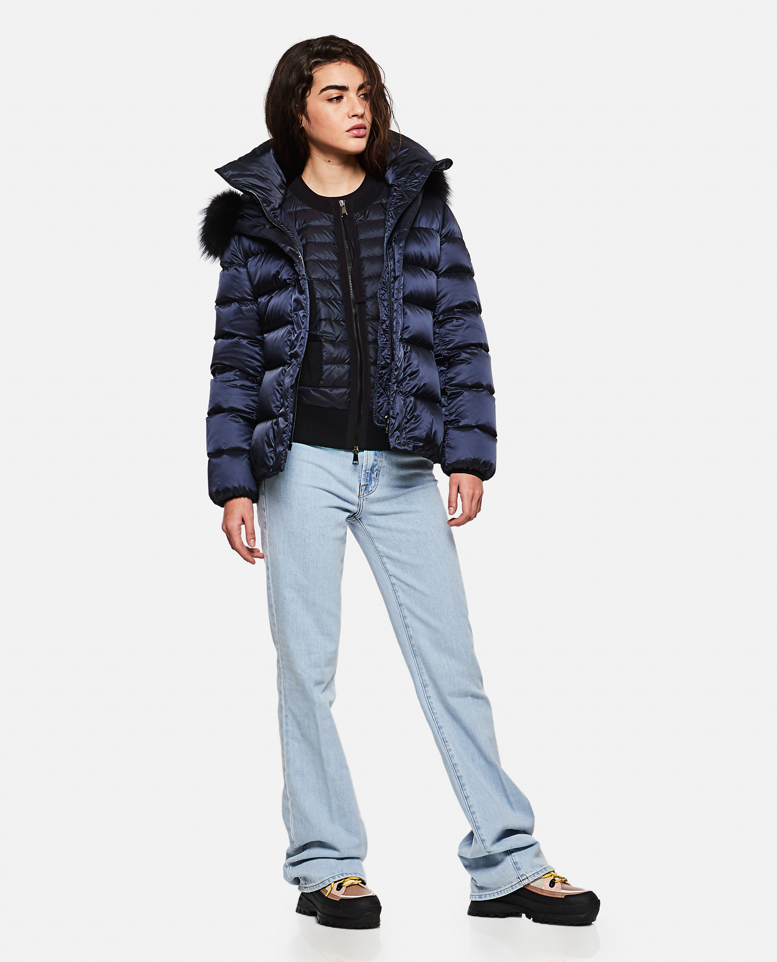 Knitted cardigan Women Moncler 000272090040113 2