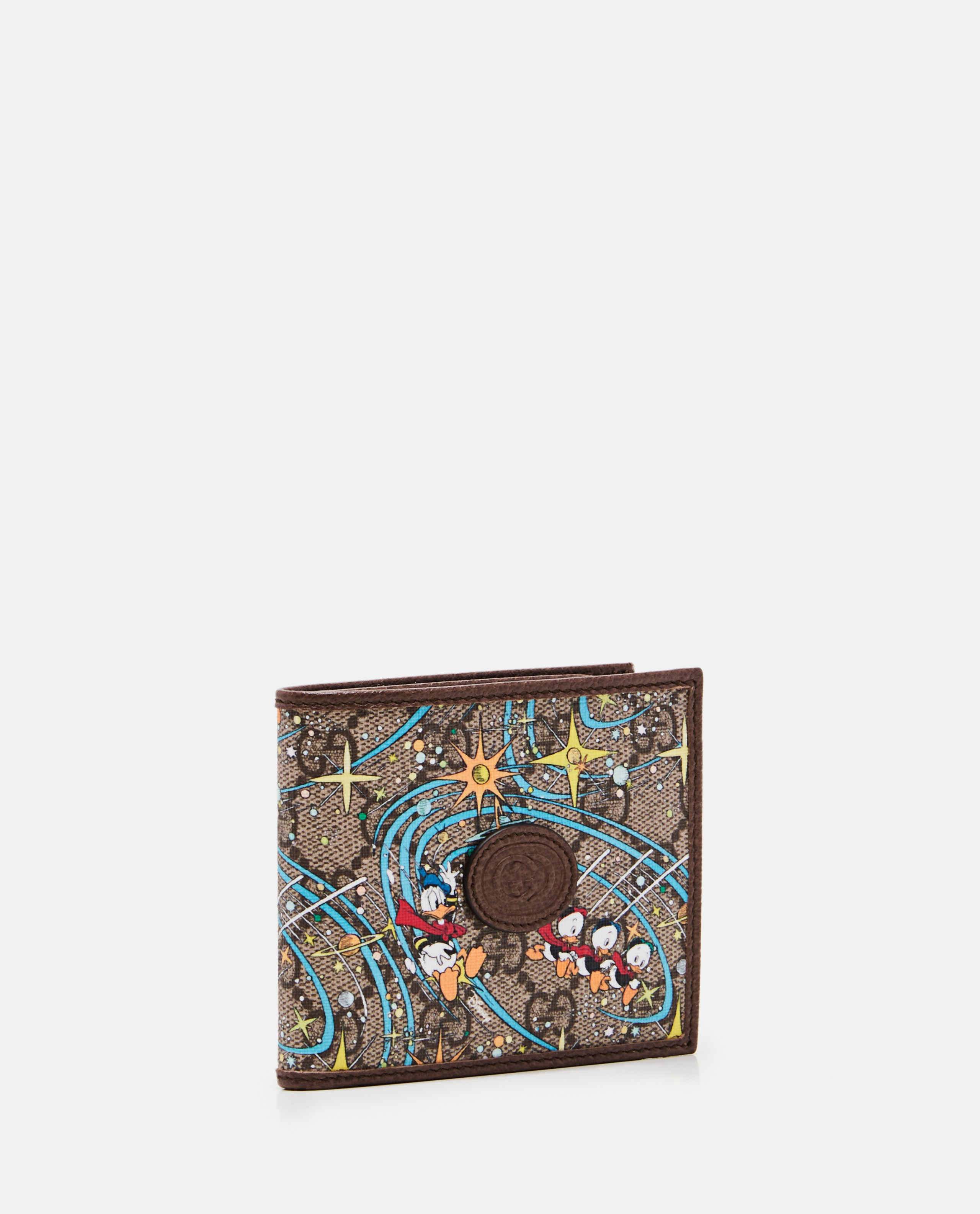 Donald Duck Disney x Gucci bi-fold wallet Men Gucci 000293390043208 2