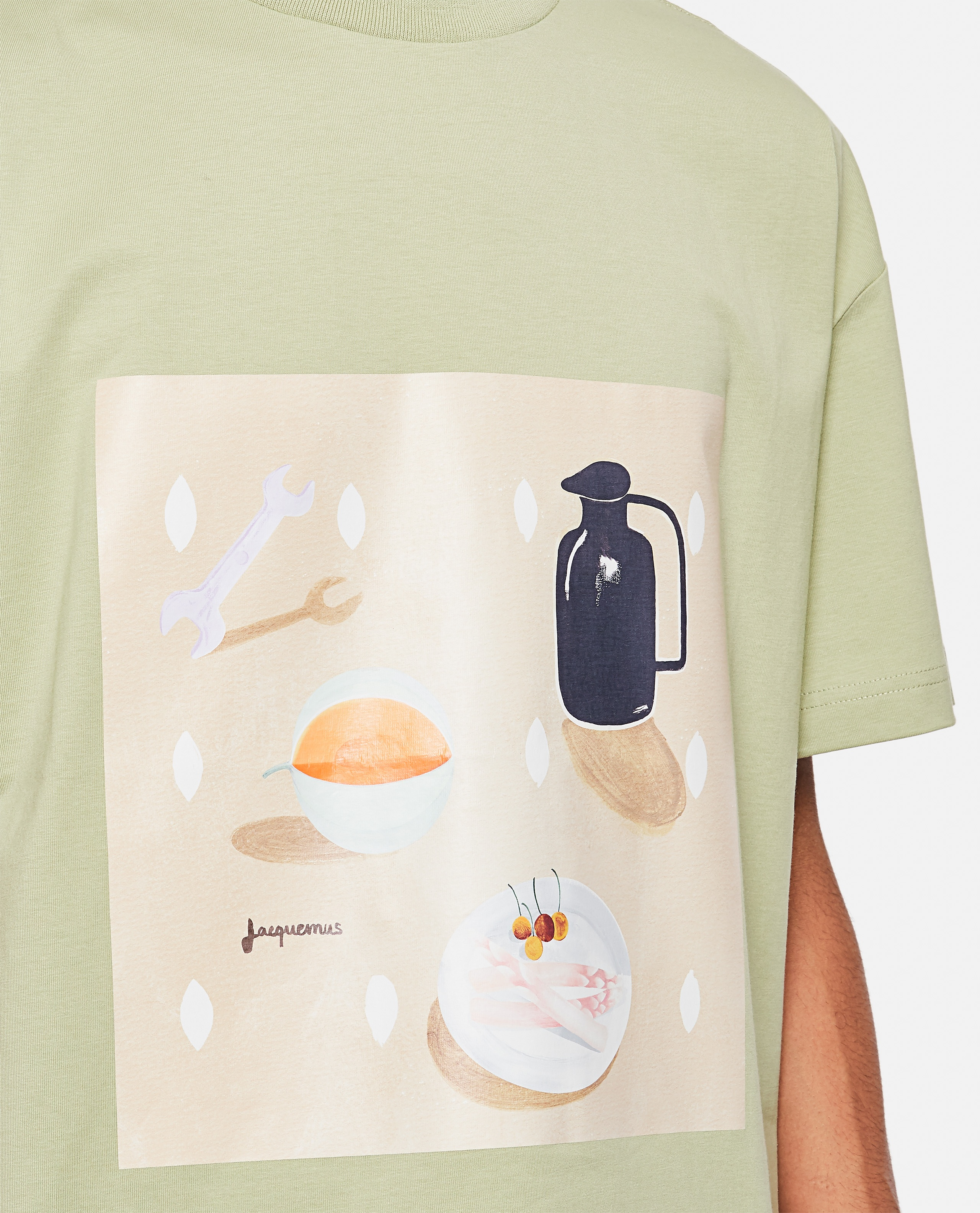 The Tableau t-shirts Men Jacquemus 000293840043254 4