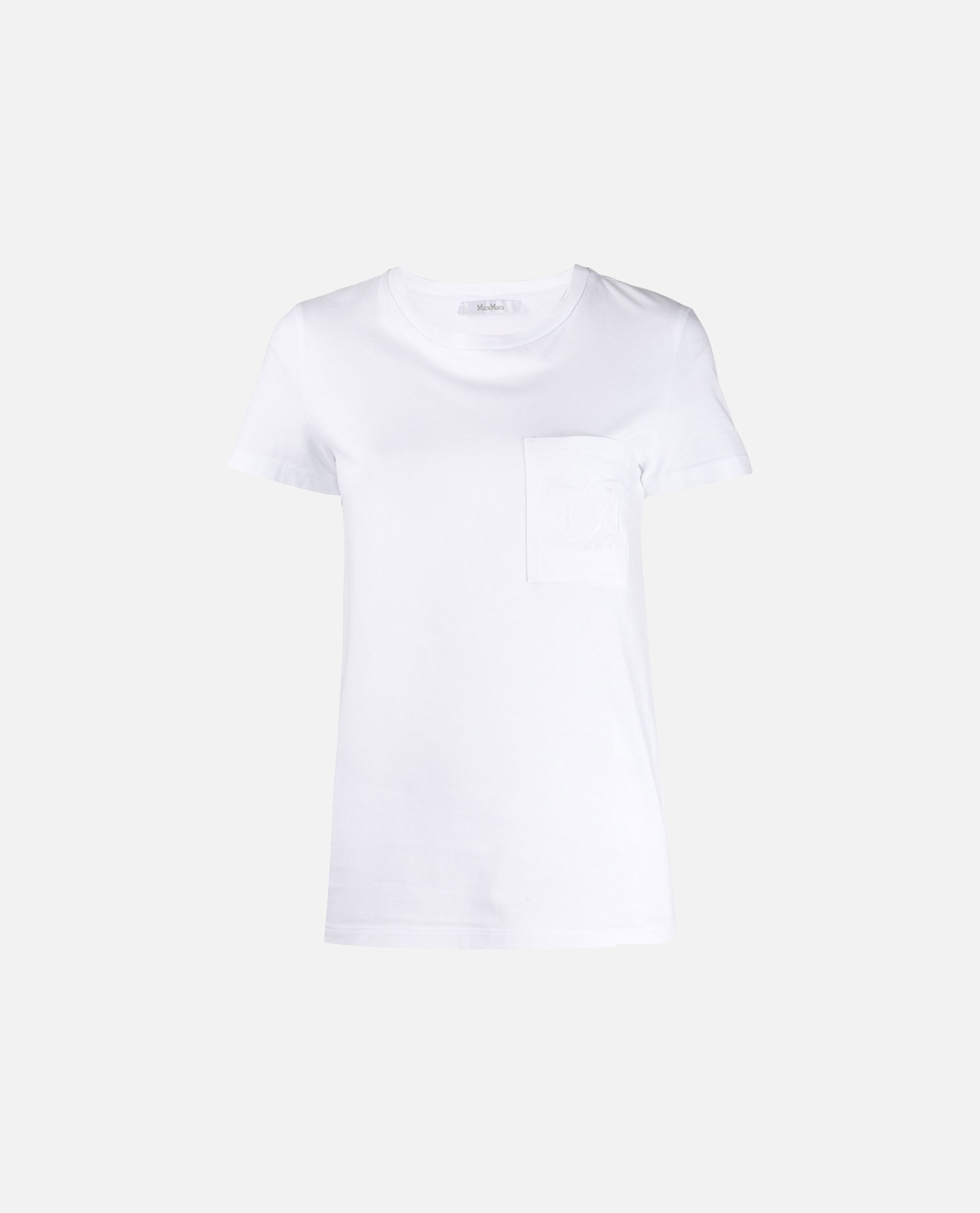 Cotton T-shirt Women Max Mara 000226260033459 1