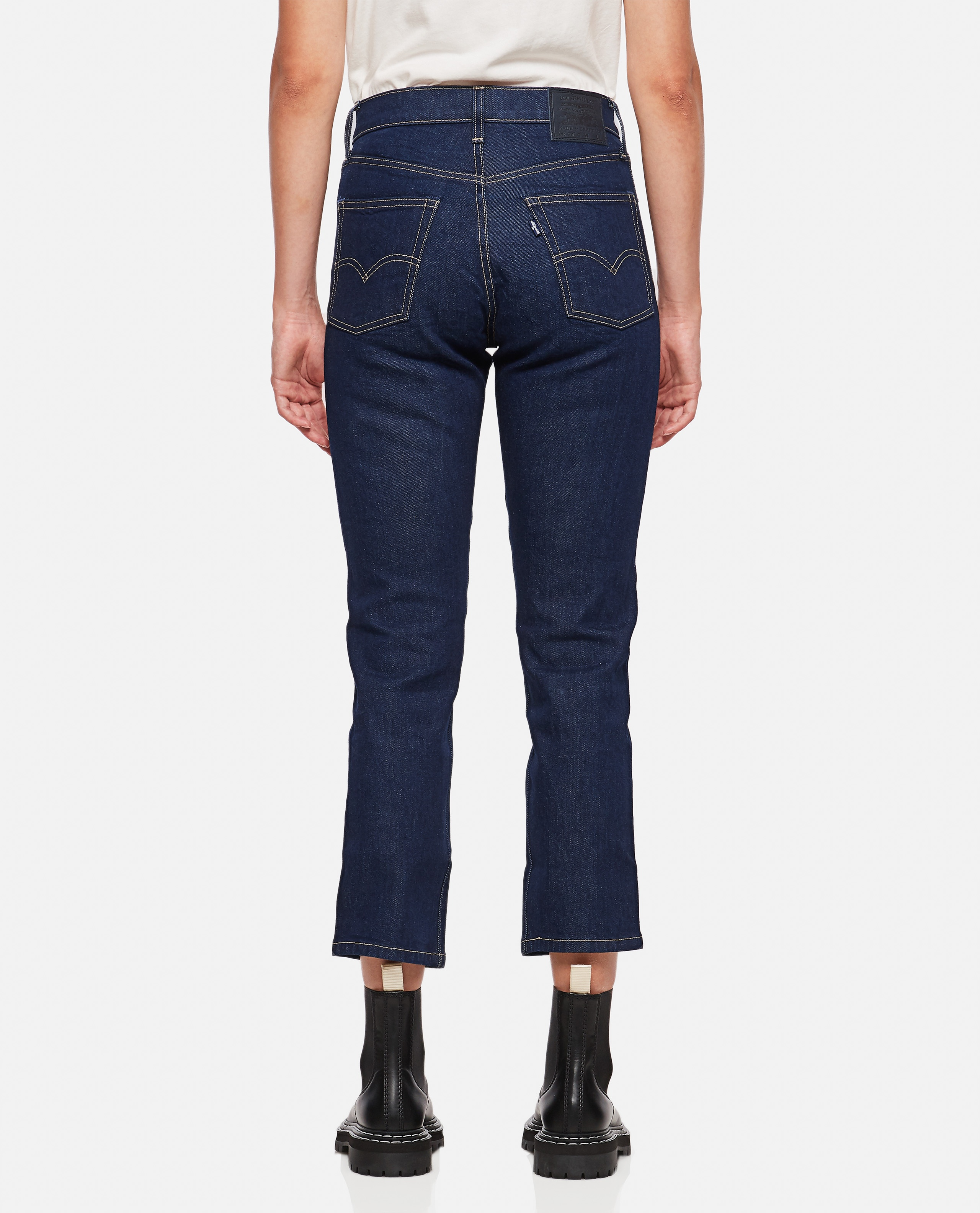 LEVI'S MADE & CRAFTED 501 CROP JEANS Women Levi Strauss & Co. 000352880051346 3
