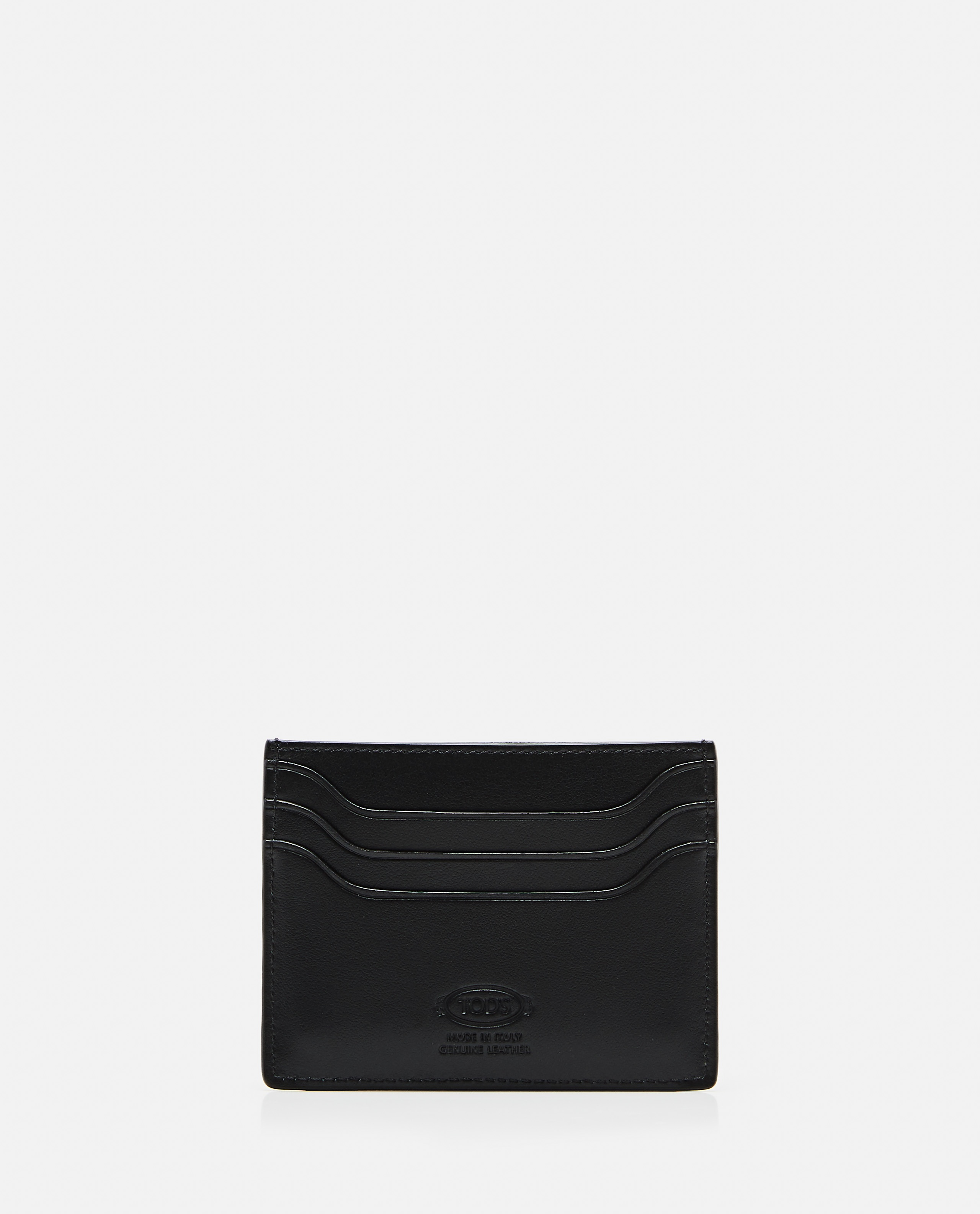 Card holder with logo Men Tod's 000268680039617 2