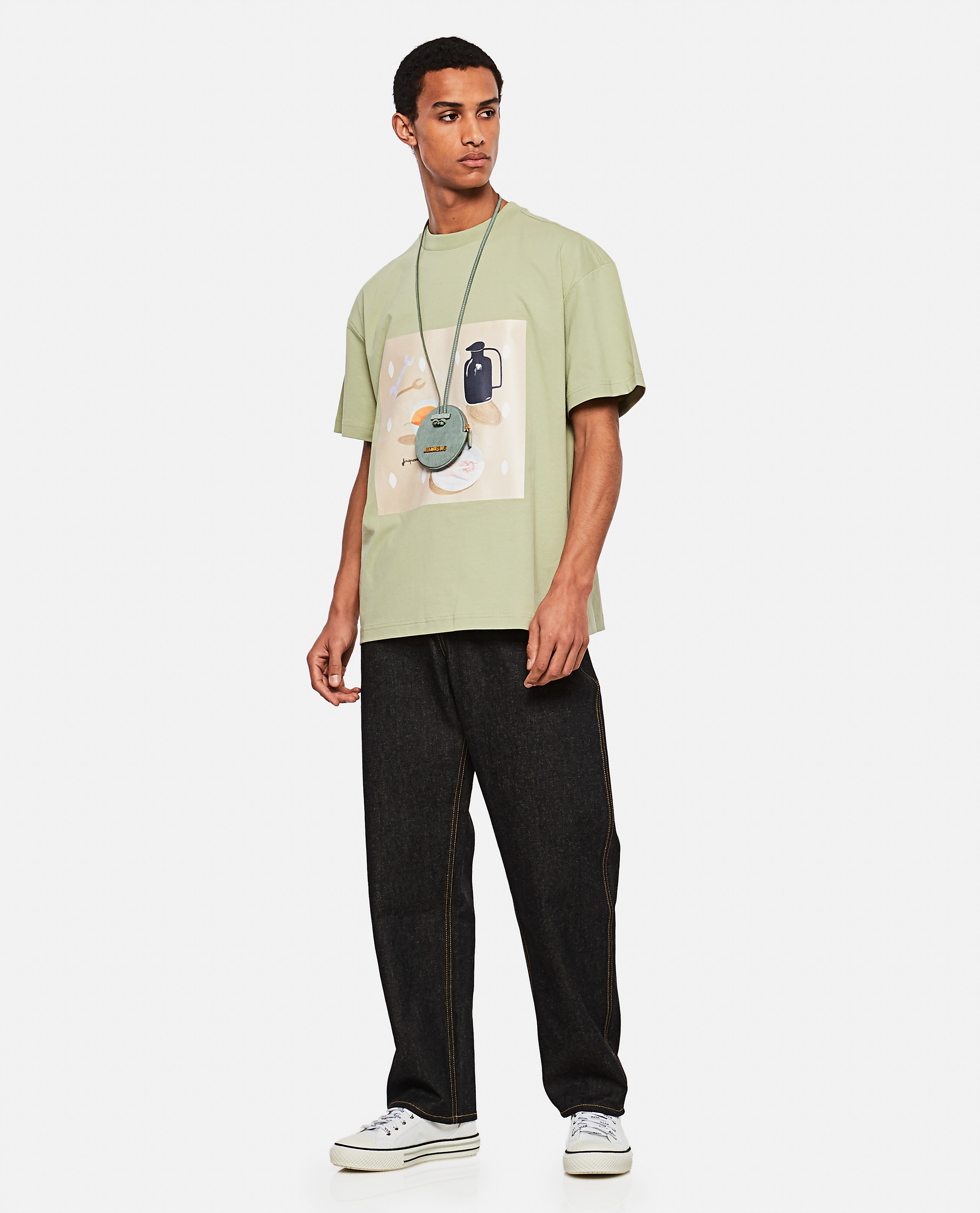 The Tableau t-shirts Men Jacquemus 000293840043254 2
