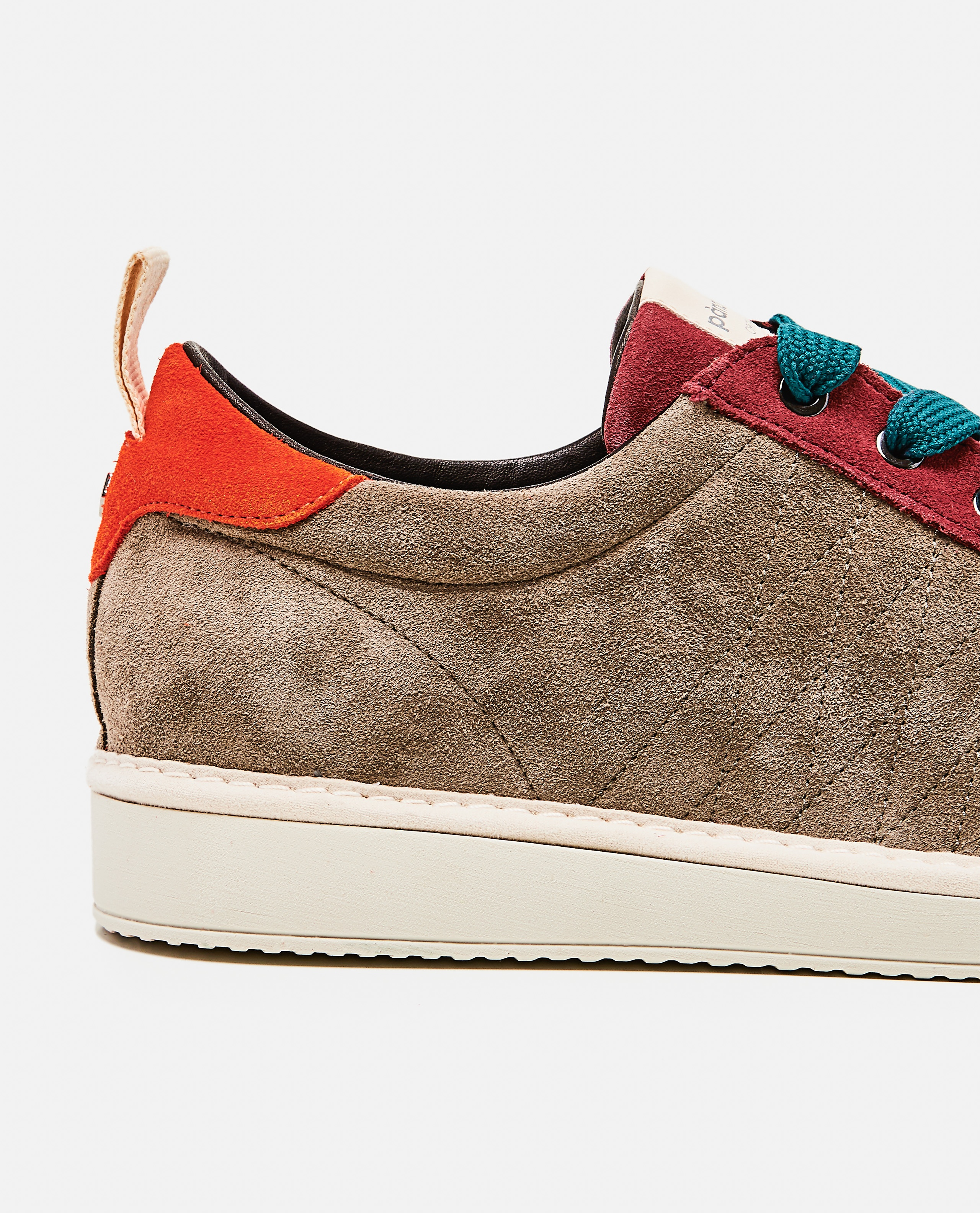 Sneakers in pelle Uomo Panchic 000278450041046 4