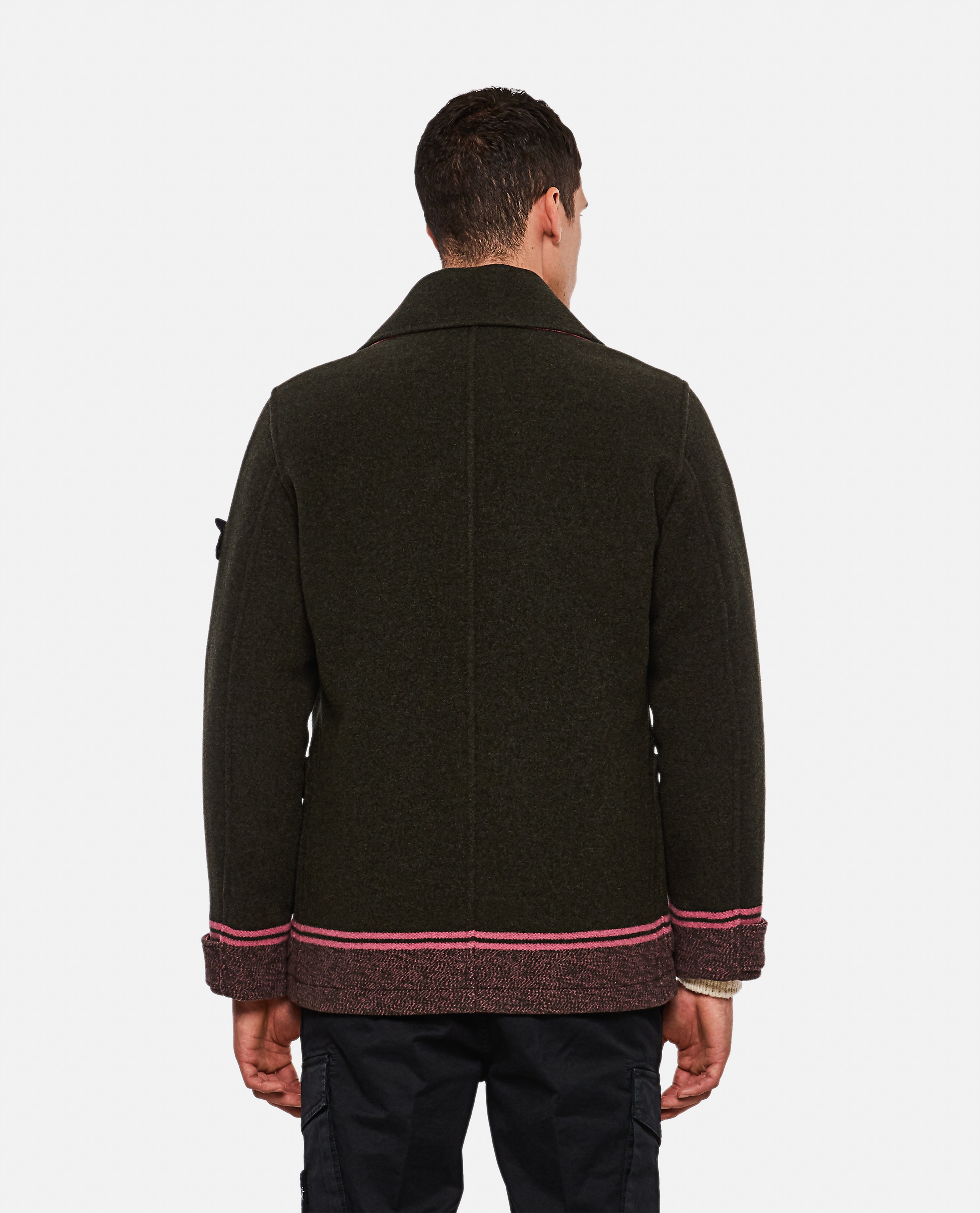 Double-breasted coat Men Stone Island 000270790039870 3