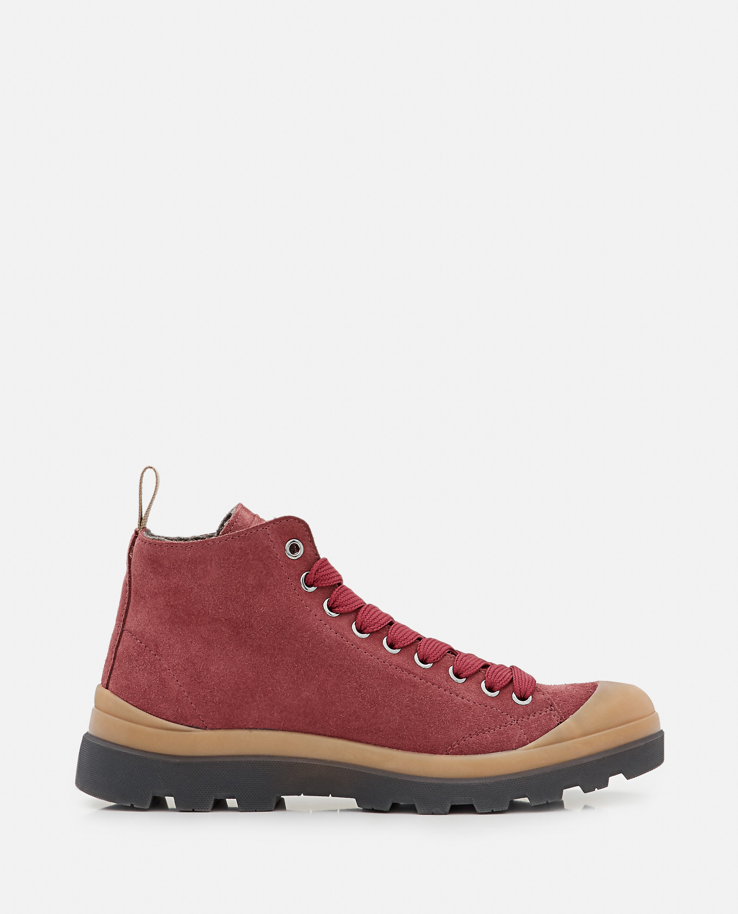 P03 SUEDE ANKLE BOOTS Women Panchic 000350250050963 1