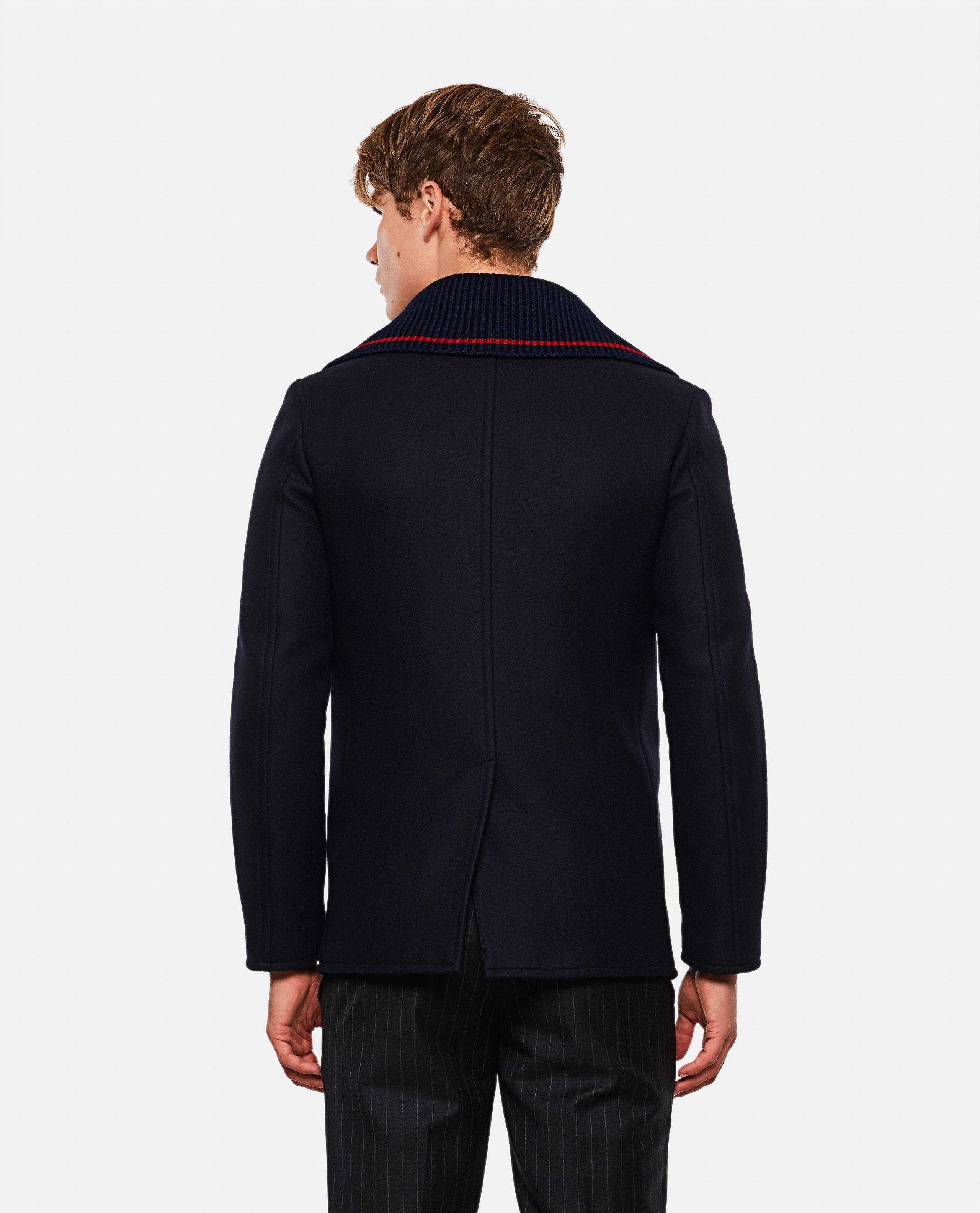 Double-breasted caban Men Golden Goose 000269190039685 3