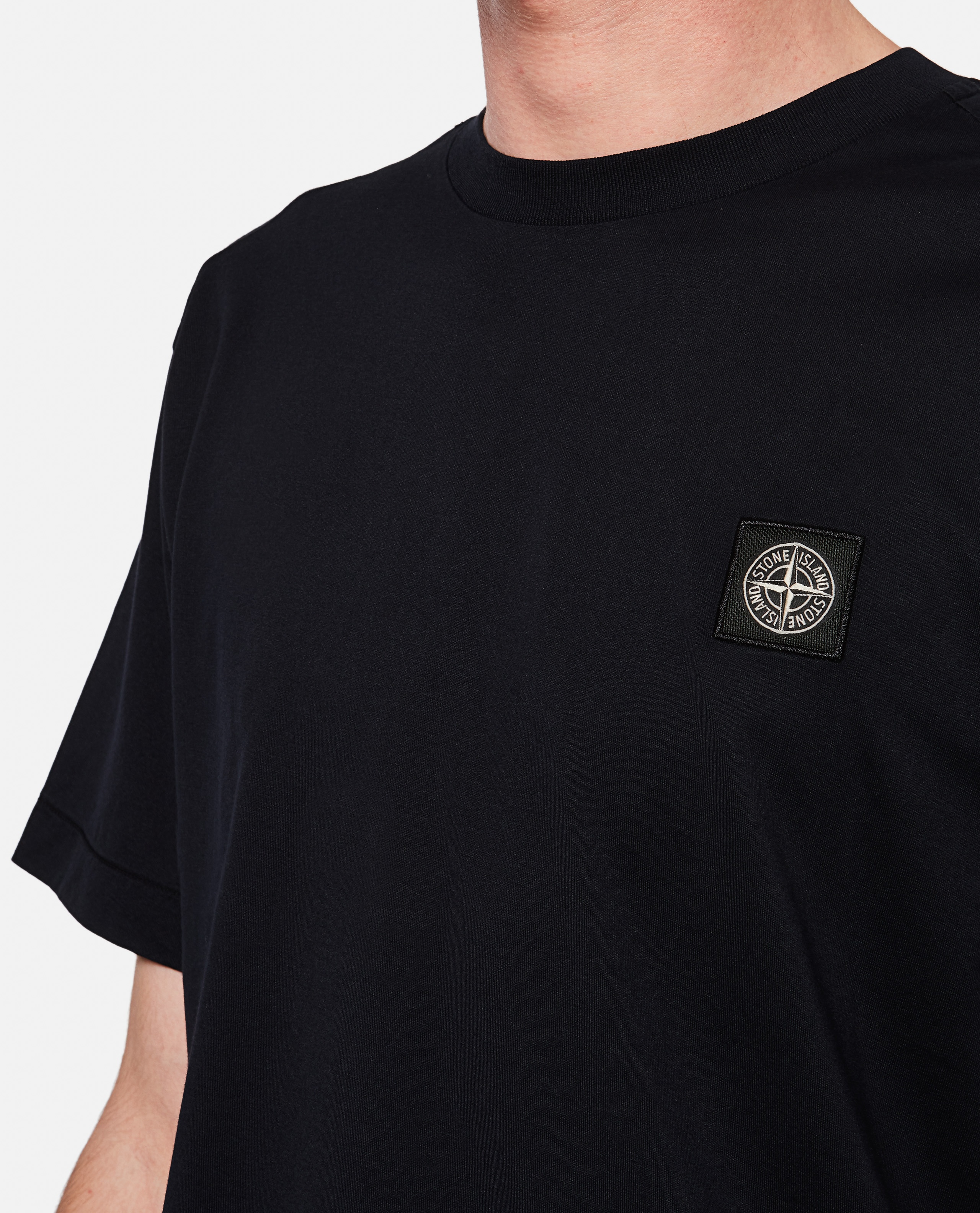 Cotton jersey T-shirt Men Stone Island 000270990039920 4