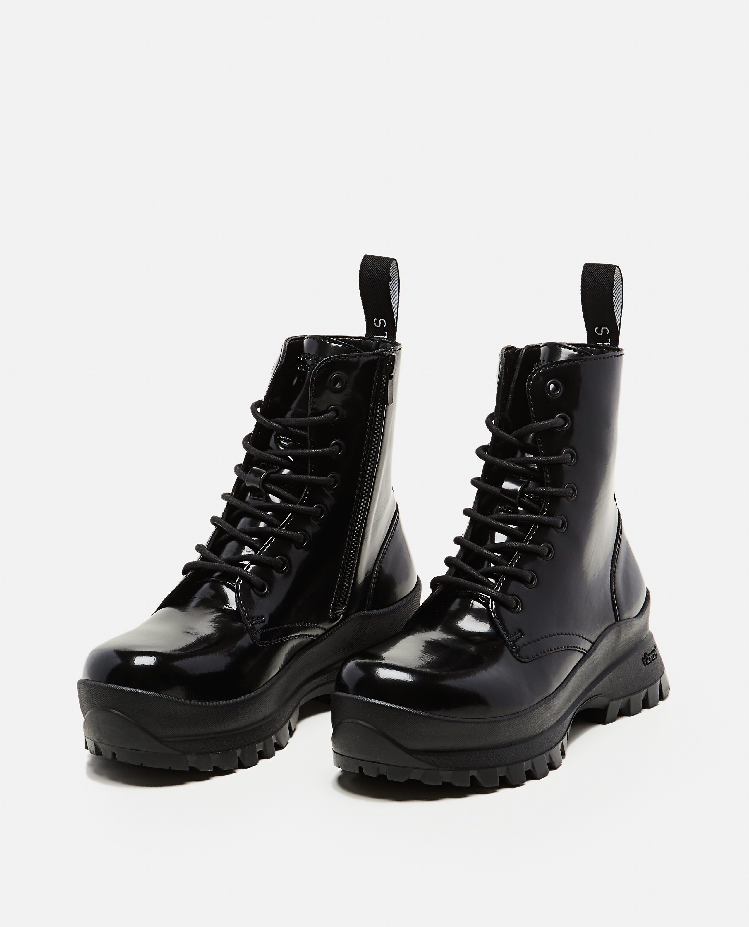Trace ankle boots with Logo Women Stella McCartney 000274390040410 2