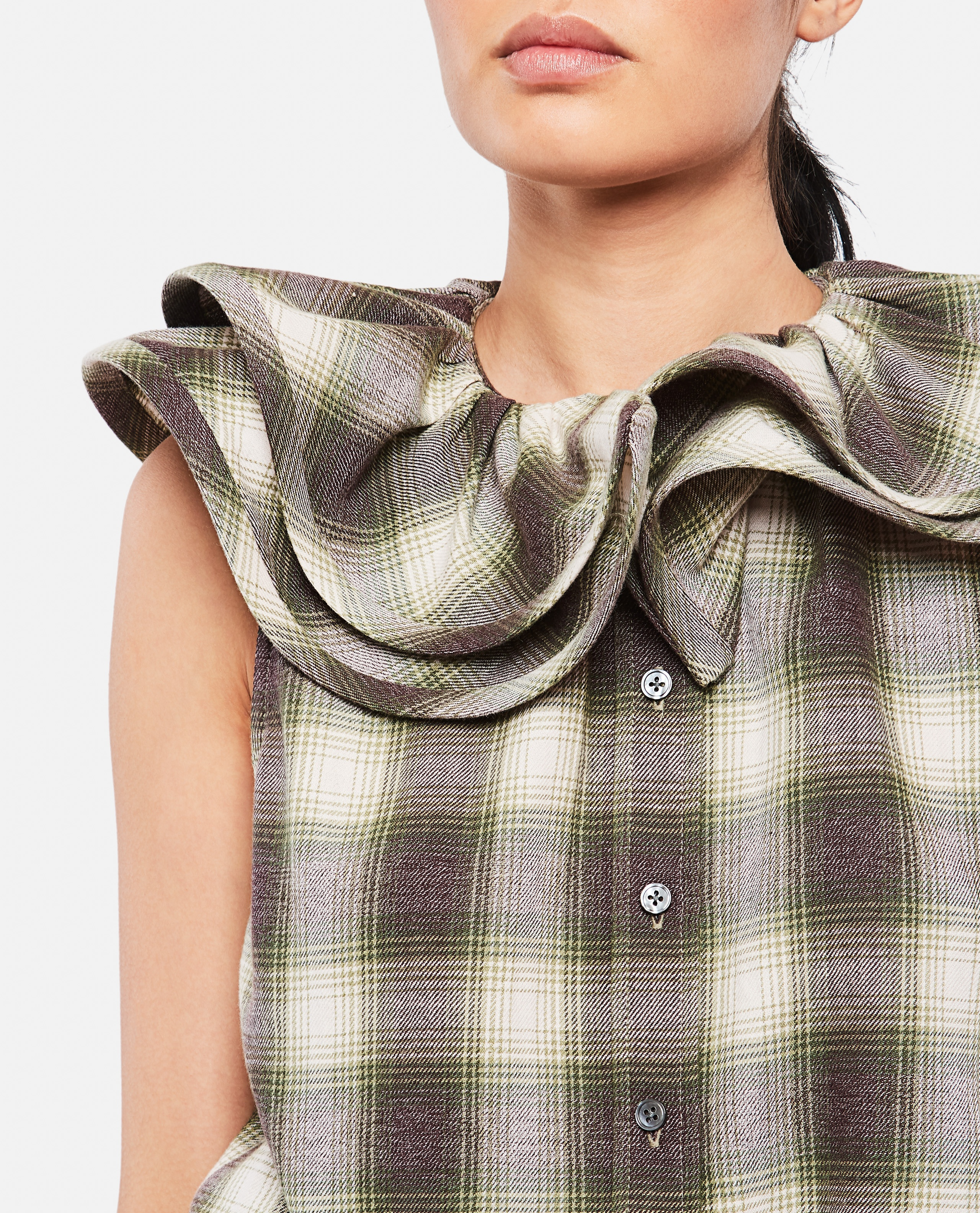 Top With Ruffles Women Marc Jacobs 000174540026050 5