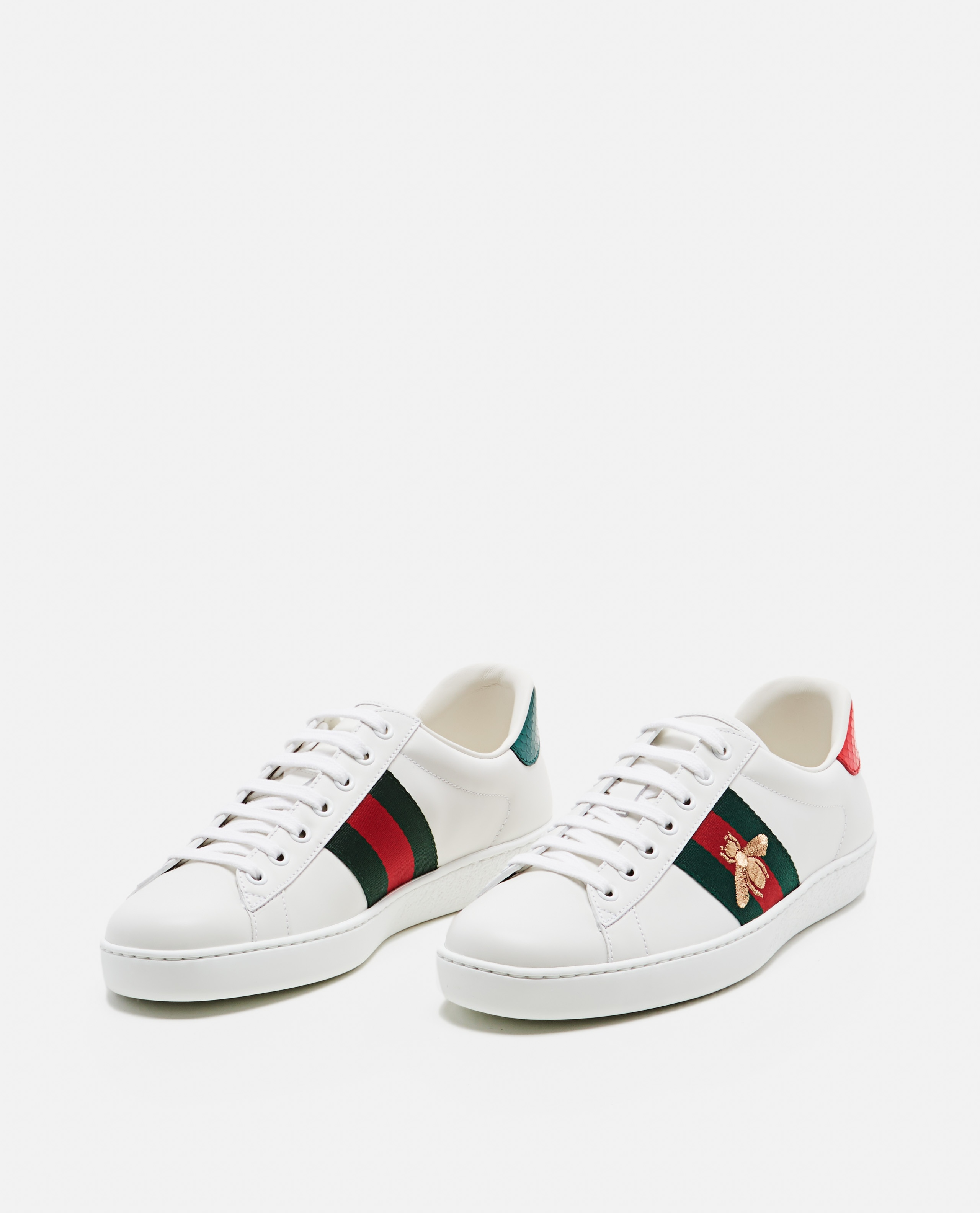 Embroidered men's Ace sneaker Men Gucci 000267920039520 2
