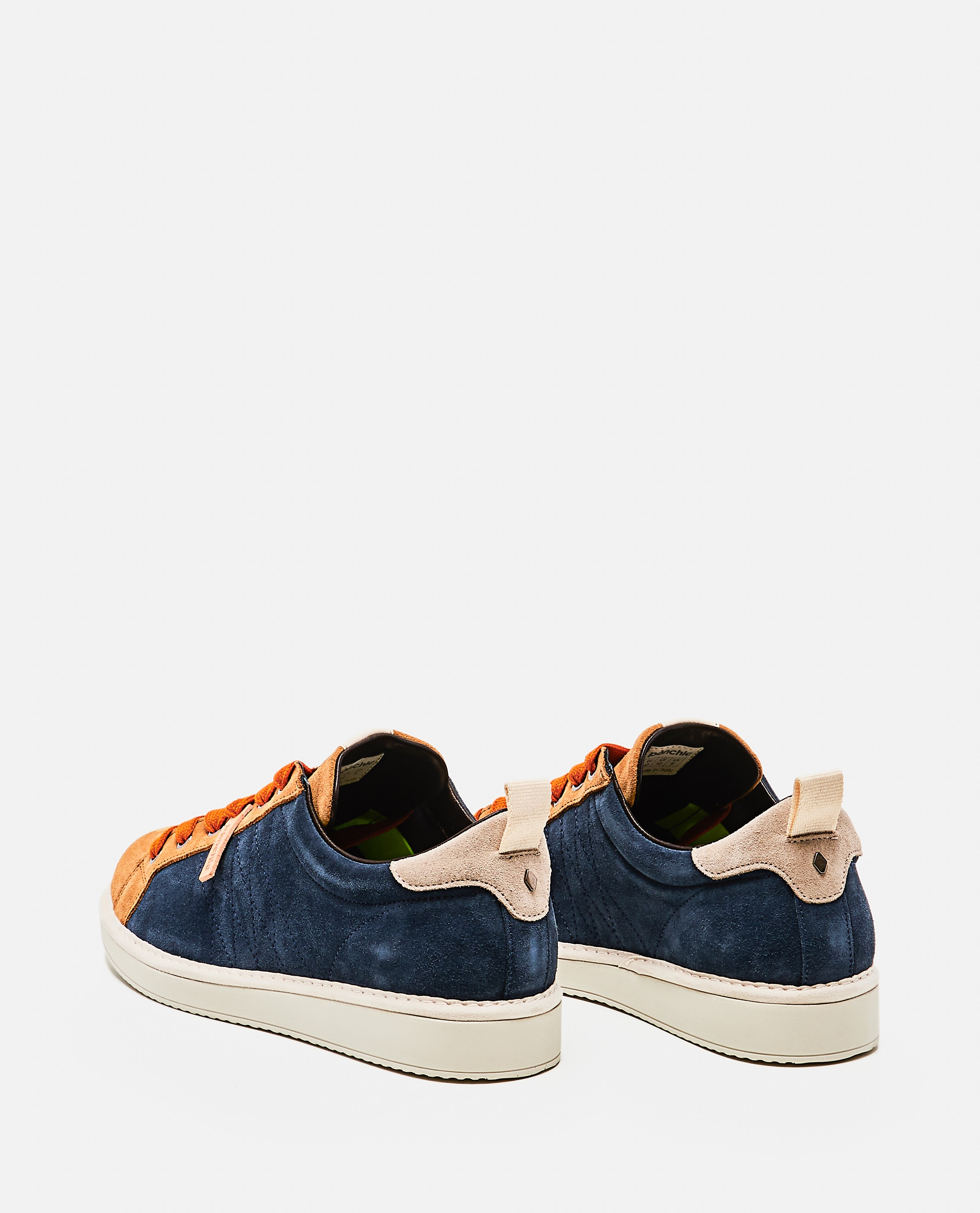Sneakers in pelle Uomo Panchic 000278450041047 3