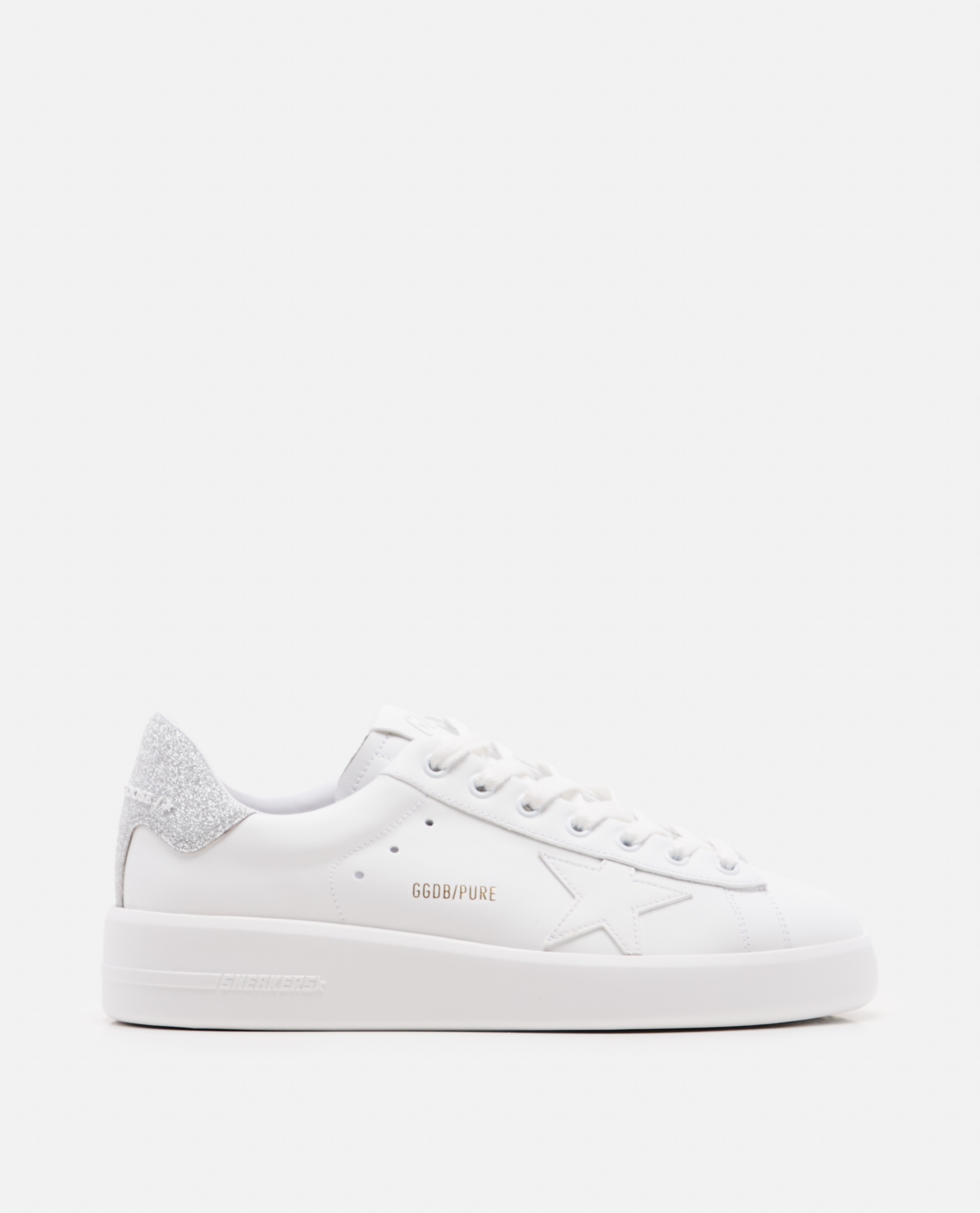 White leather sneakers  Women Golden Goose 000215590031979 1