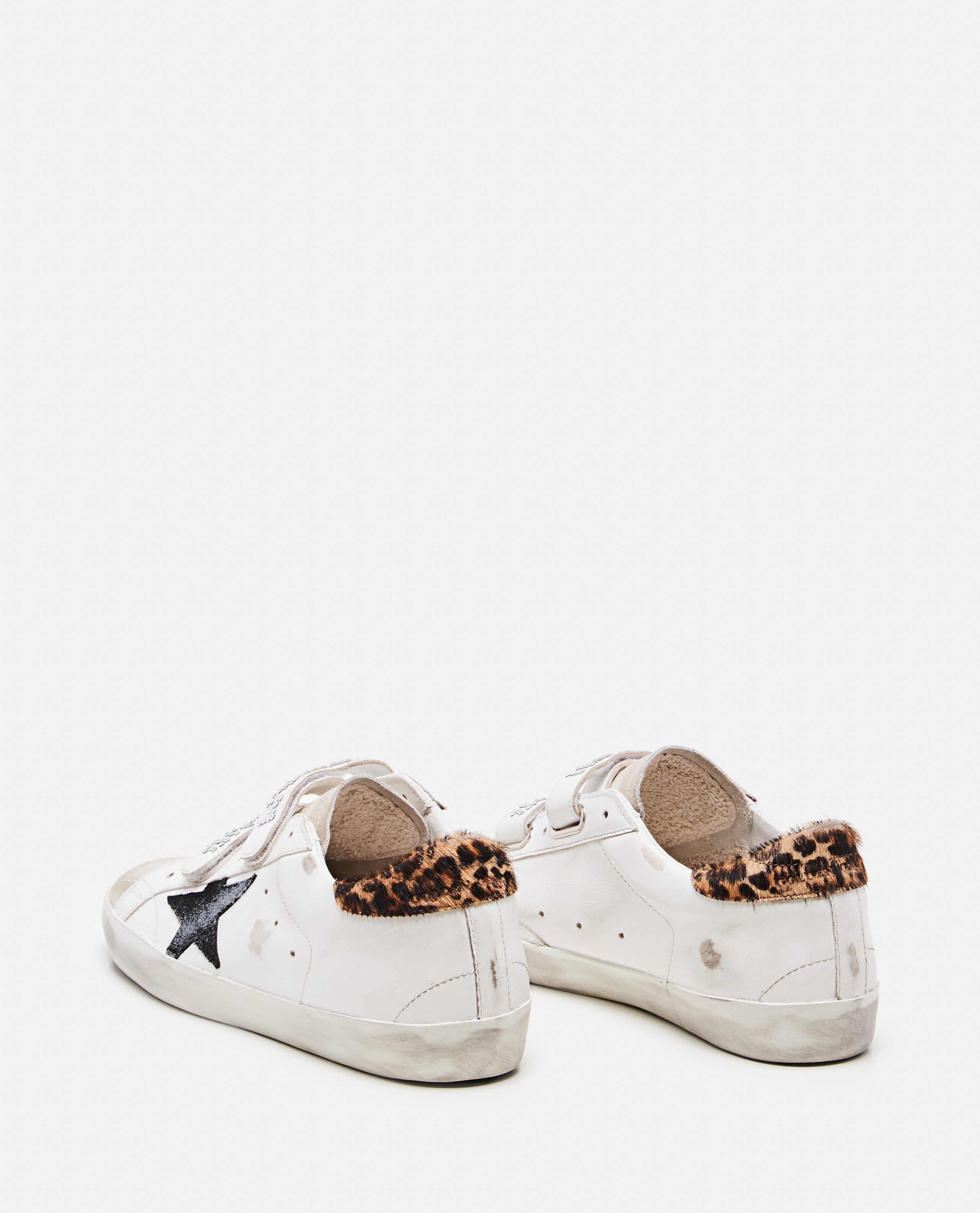 Sneaker  In Pelle Old School Donna Golden Goose 000286770042300 3